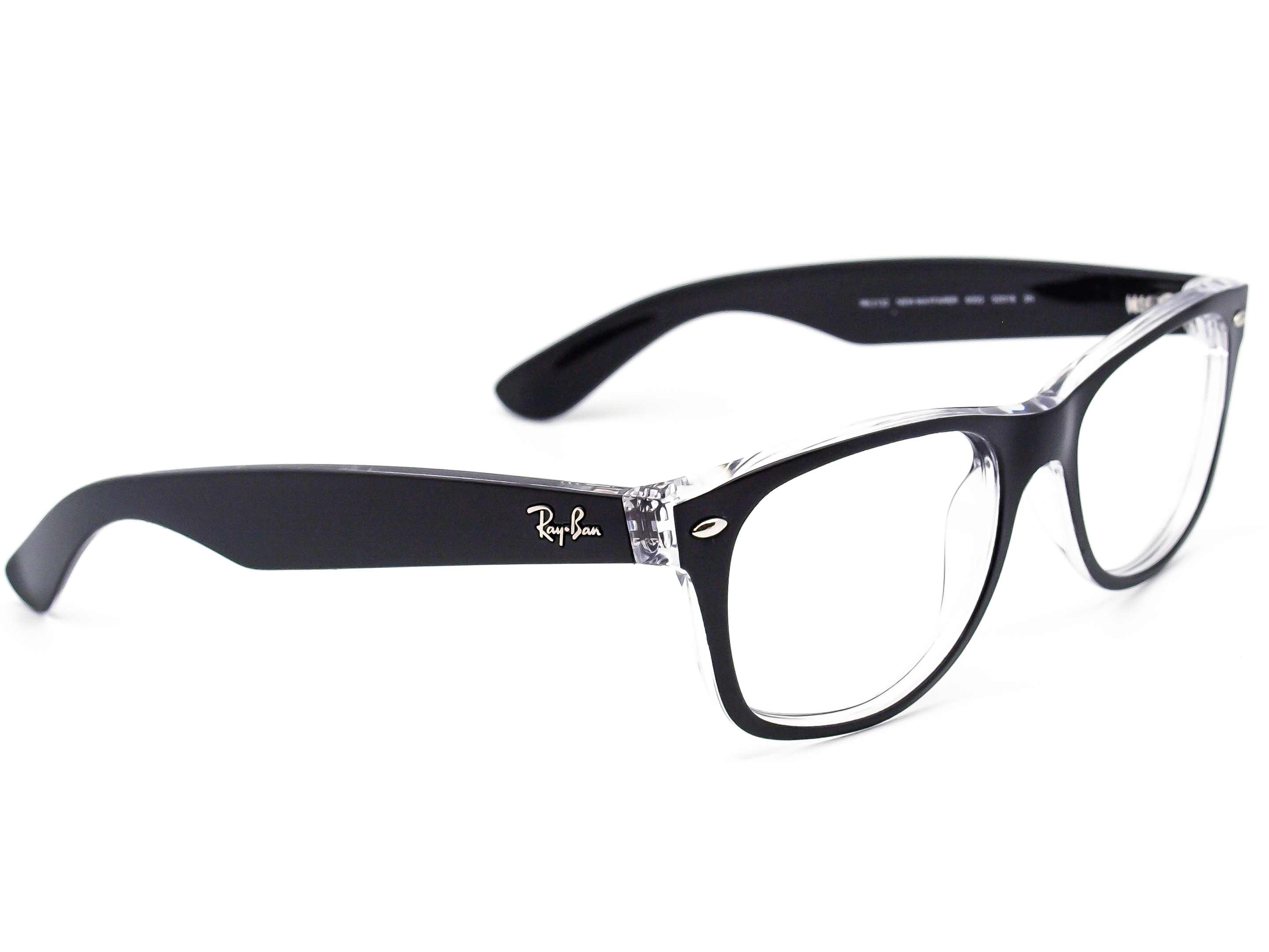 ed8ad2514d6a7 Ray Ban RB 2132 Wayfarer 6052 Sunglasses Frame Only