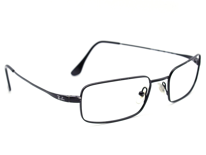 2c47ea7853c4 Ray Ban RB 8610 1012 Titanium Eyeglasses