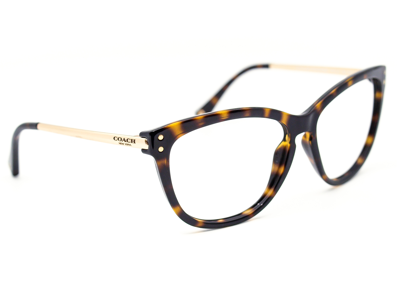 1d465c6041b0 Coach HC 8084 L072 Celia 517013 Dark Tortoise/Gold Sunglasses Frame Only