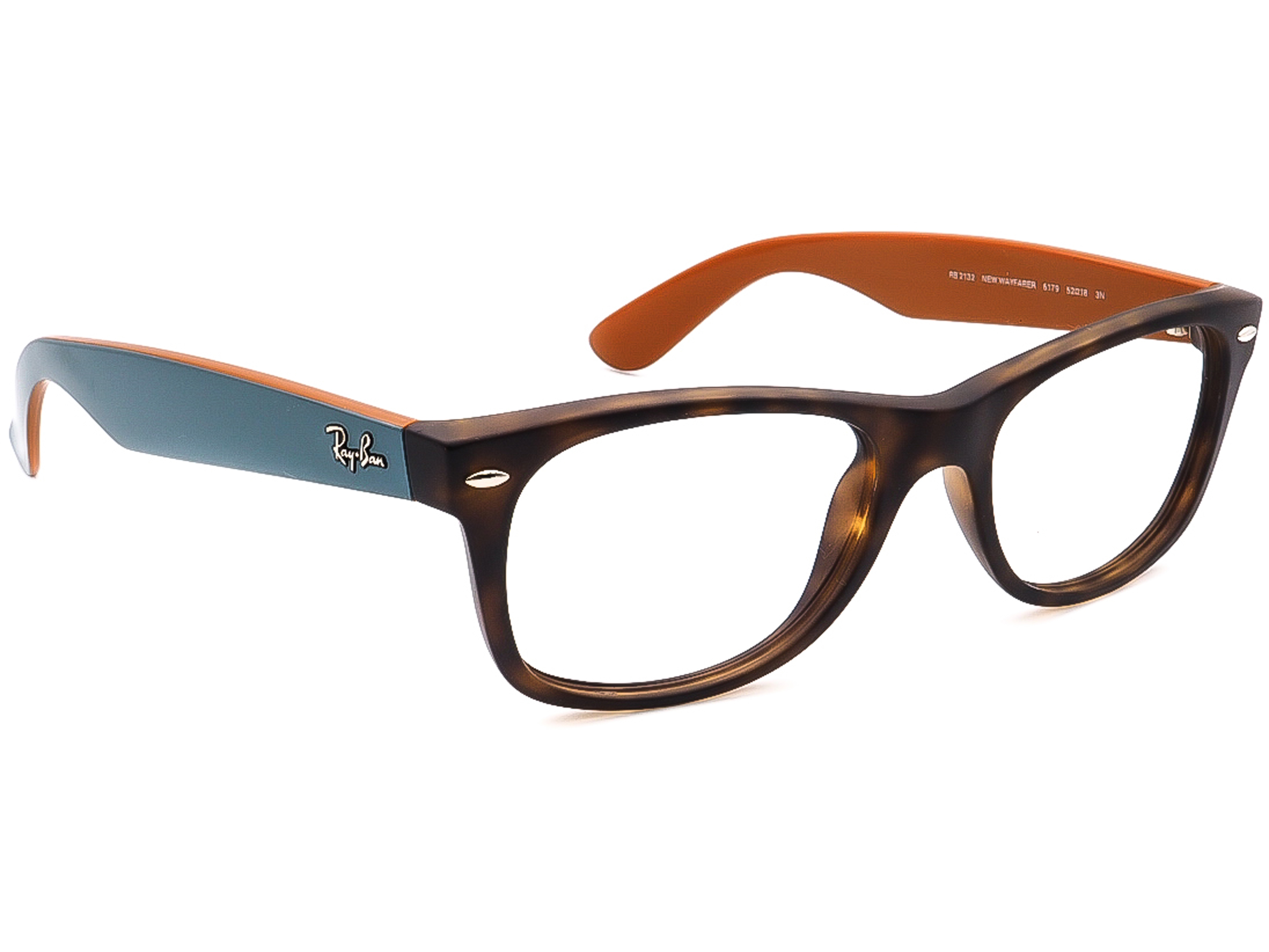 Ray Ban RB 2132 New Wayfarer 6179 Sunglasses Frame Only