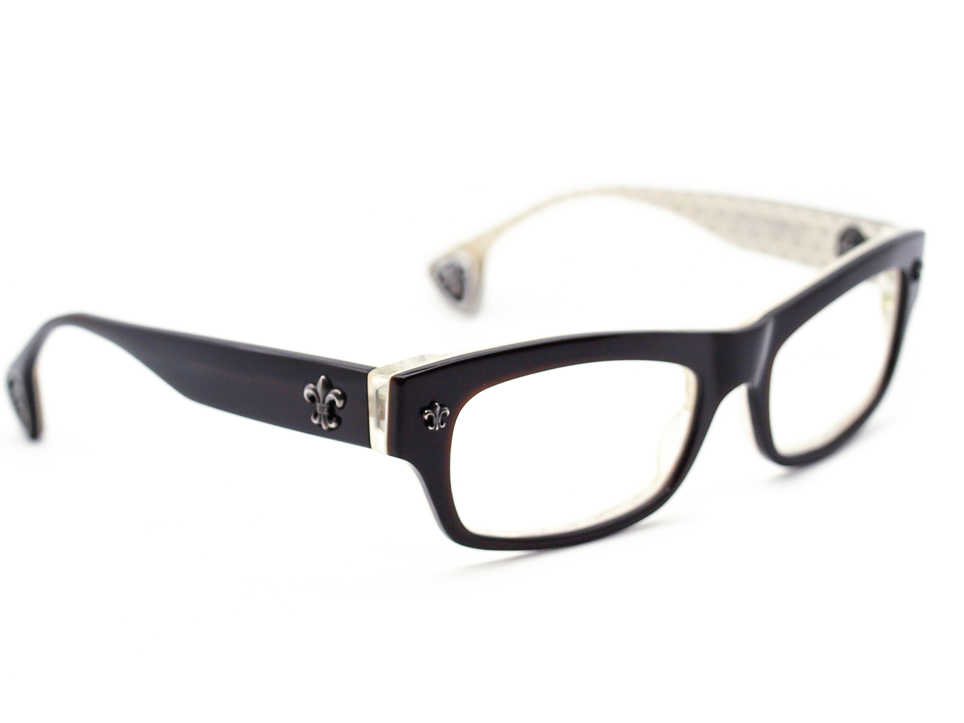 Chrome Hearts Drilled CWC Eyeglasses