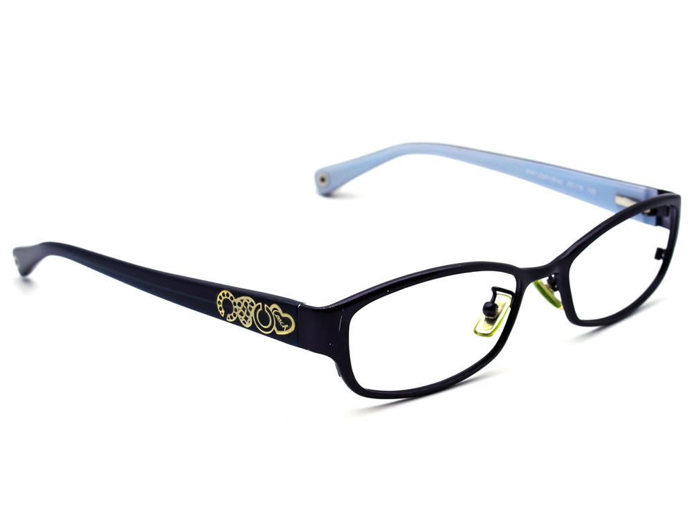 Coach HC 5007 Willow 9047 Satin Blue Eyeglasses