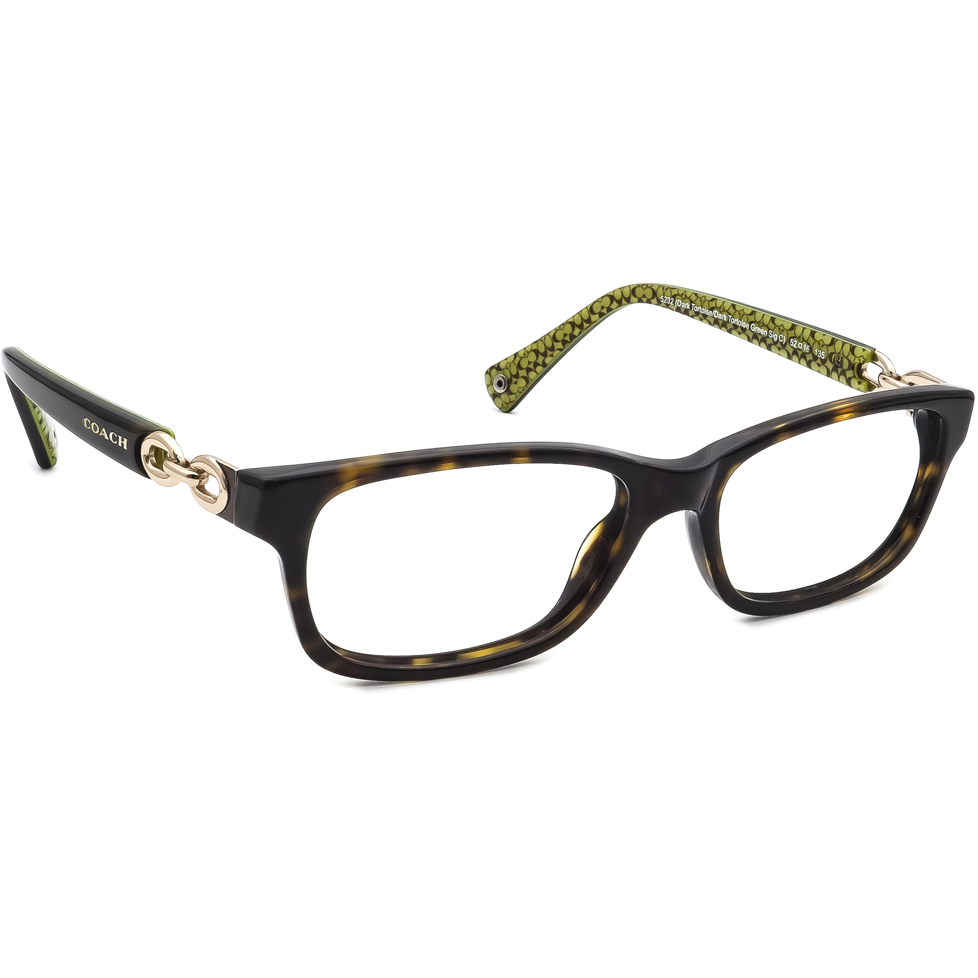 Coach HC 6052 Fannie 5232 Eyeglasses