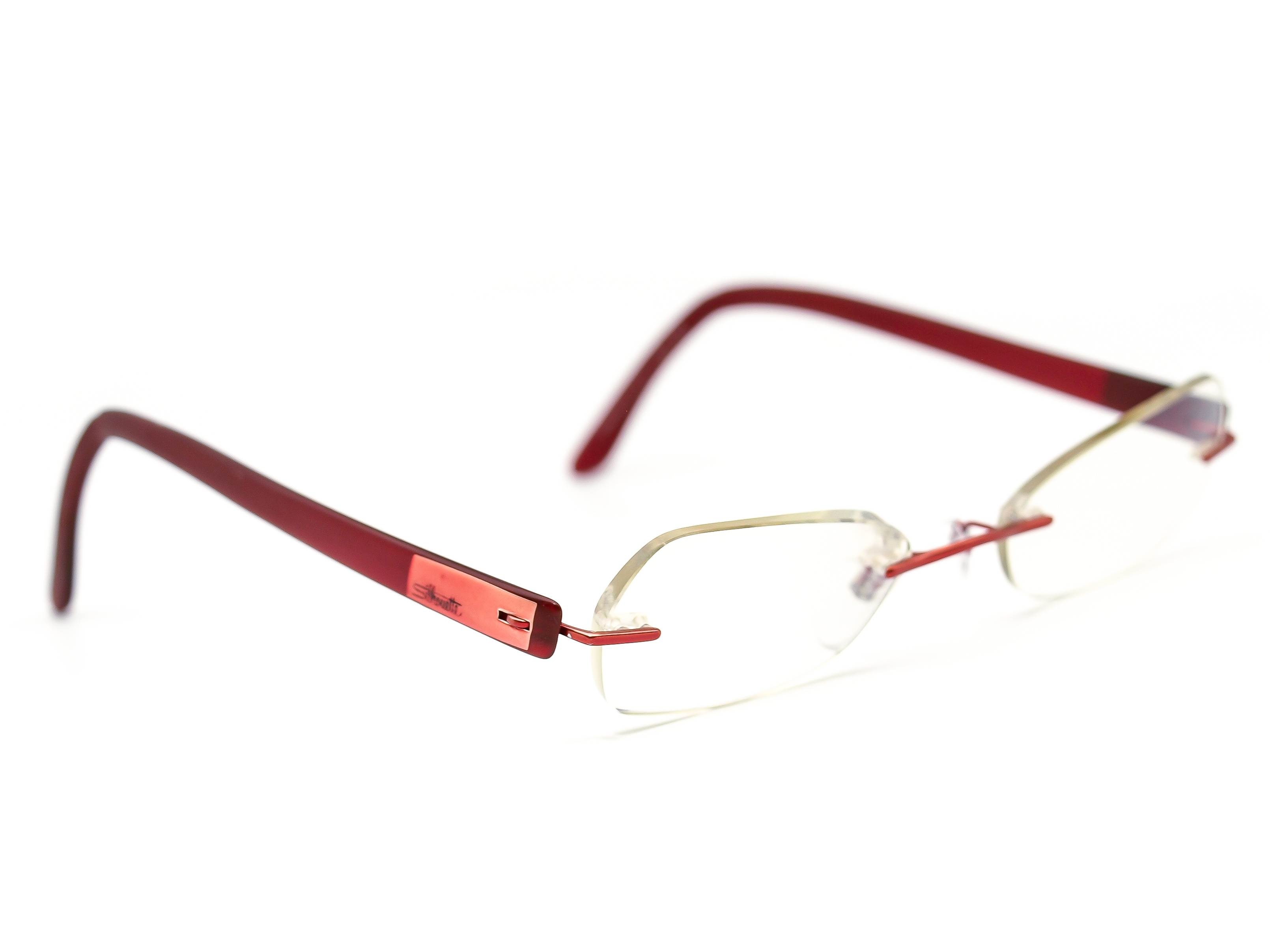 Silhouette 6701 45 6054 Small Size Eyeglasses
