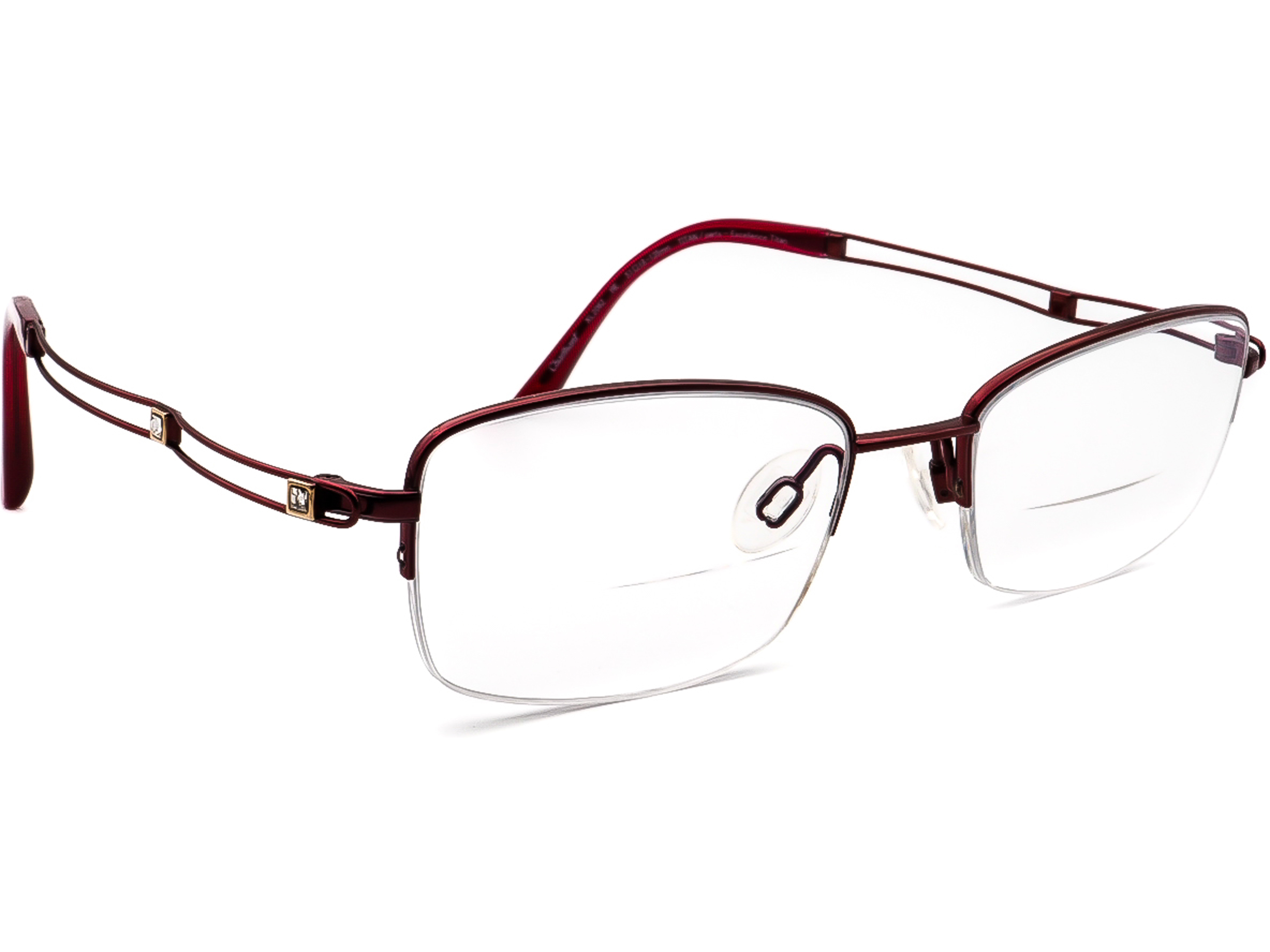Charmant XL 2062 RE Titan Line Art Eyeglasses