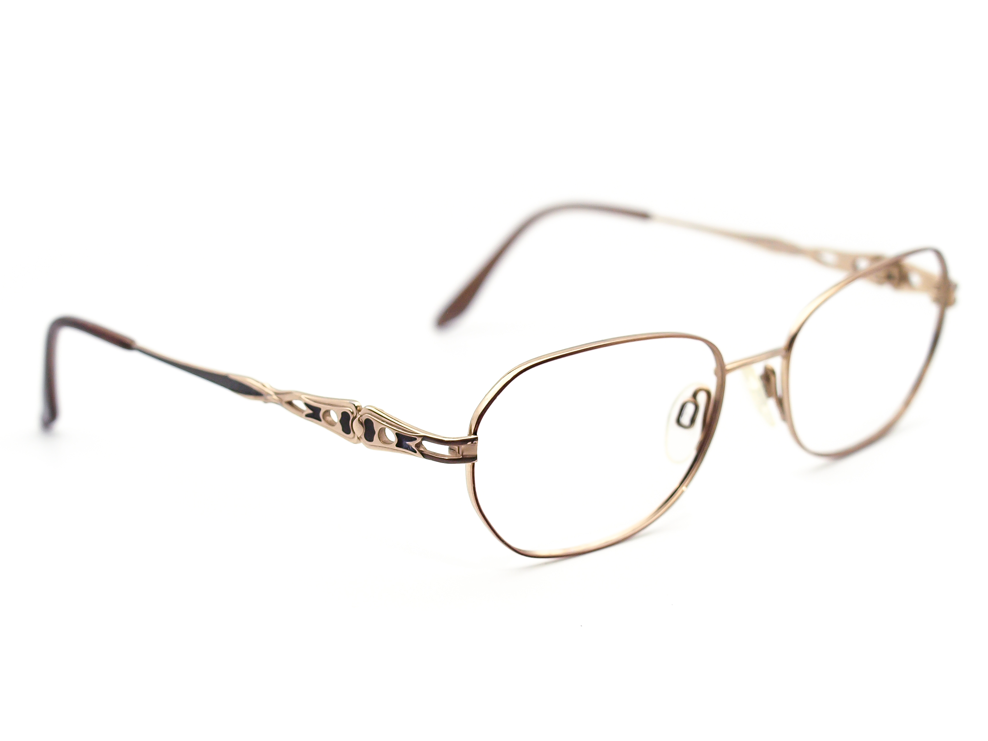 Charmant CH 10834 DO Pure Titanium Eyeglasses