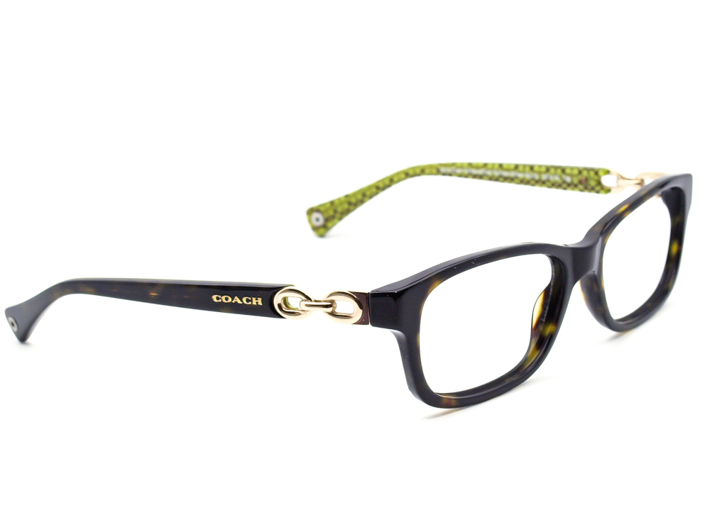 Coach HC 6052 Fannie 5232 Dark Tortoise  Eyeglasses