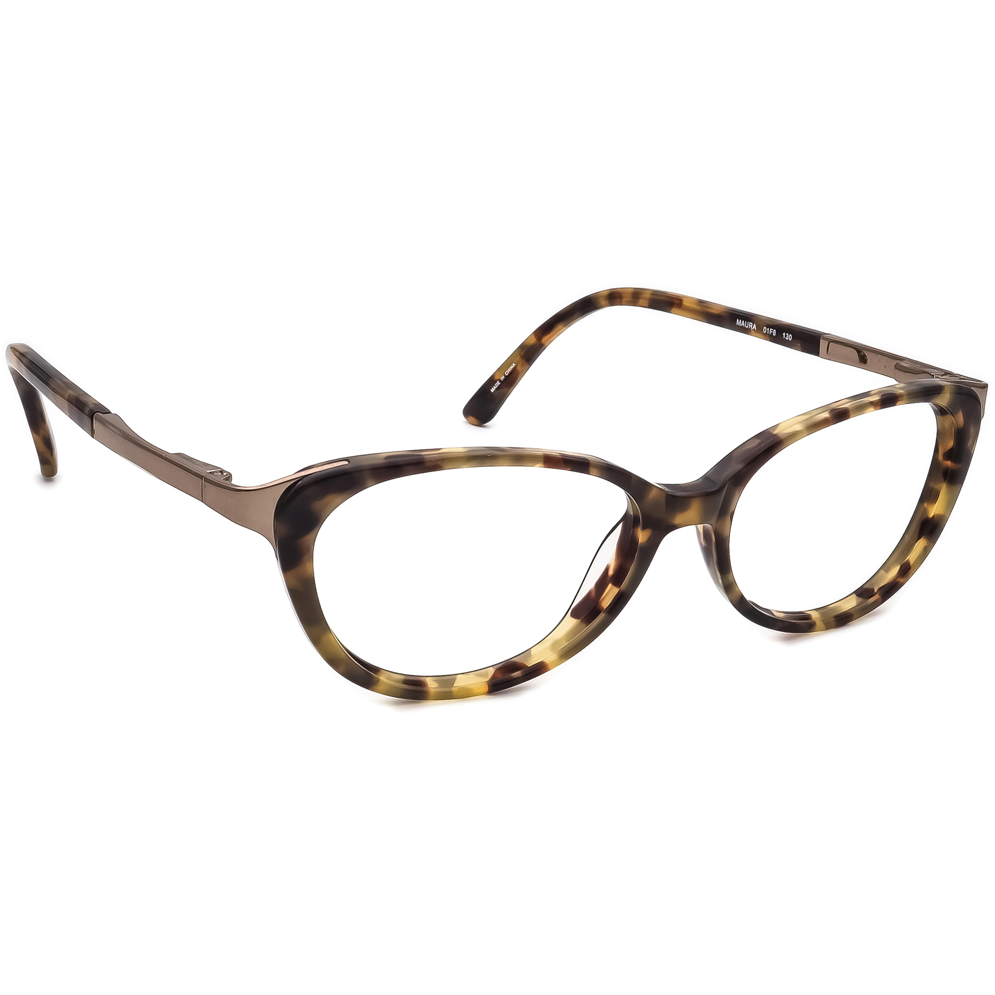Kate Spade Women's Eyeglasses Maura 01F6 Tortoise Cat Eye Frame 50[]15 130