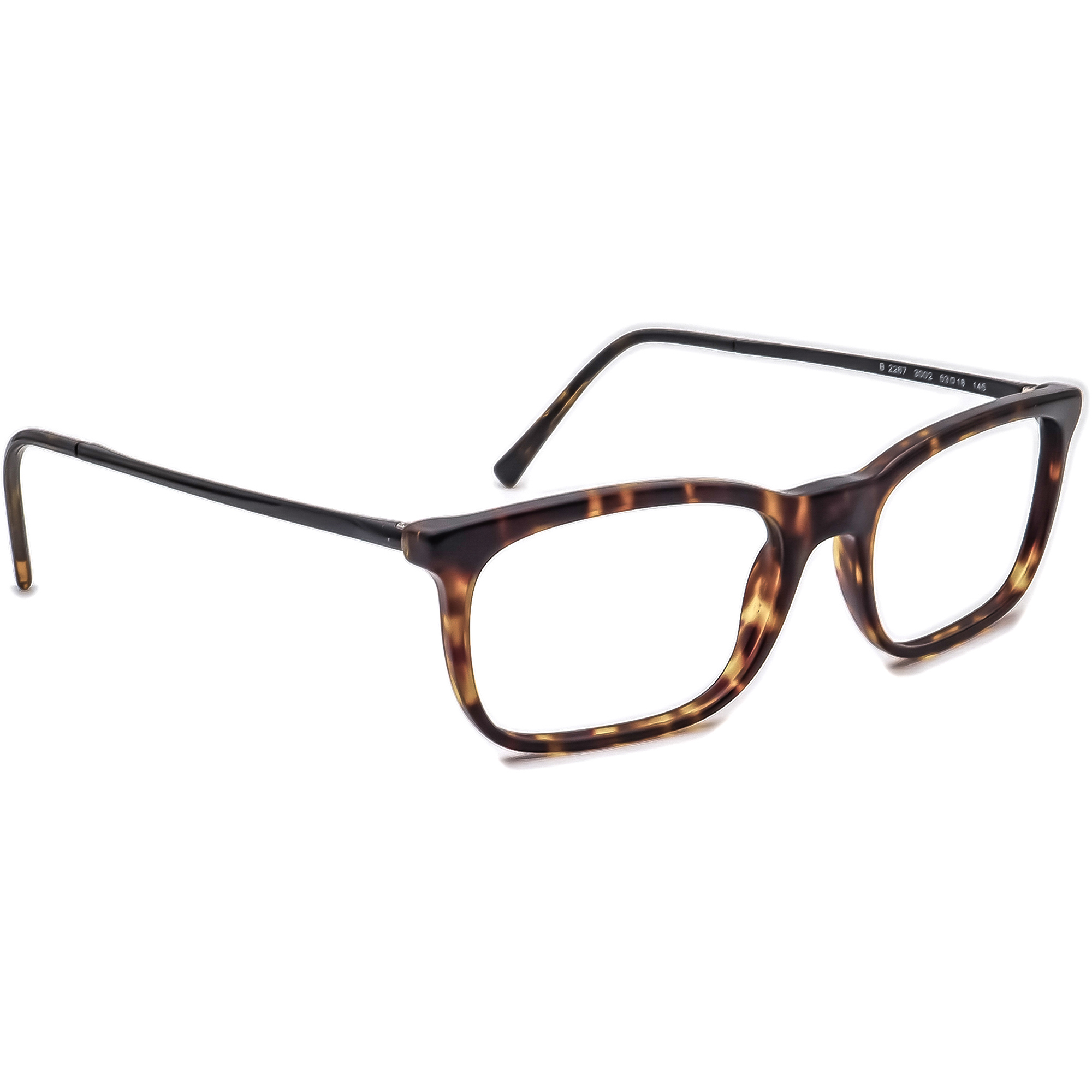 Burberry B 2267 3002 Eyeglasses