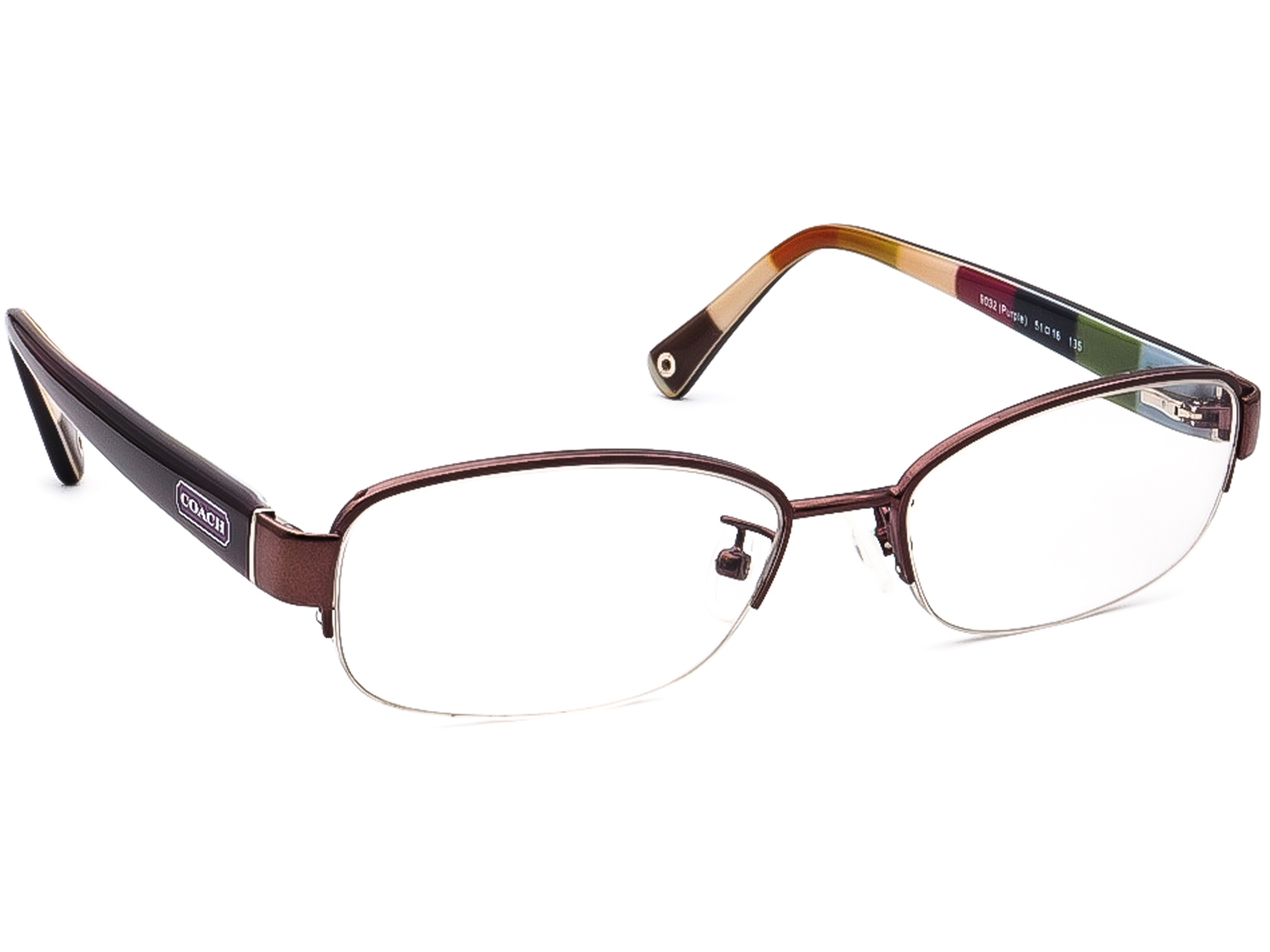 Coach HC 5004 Bettie T 9032 Purple Eyeglasses