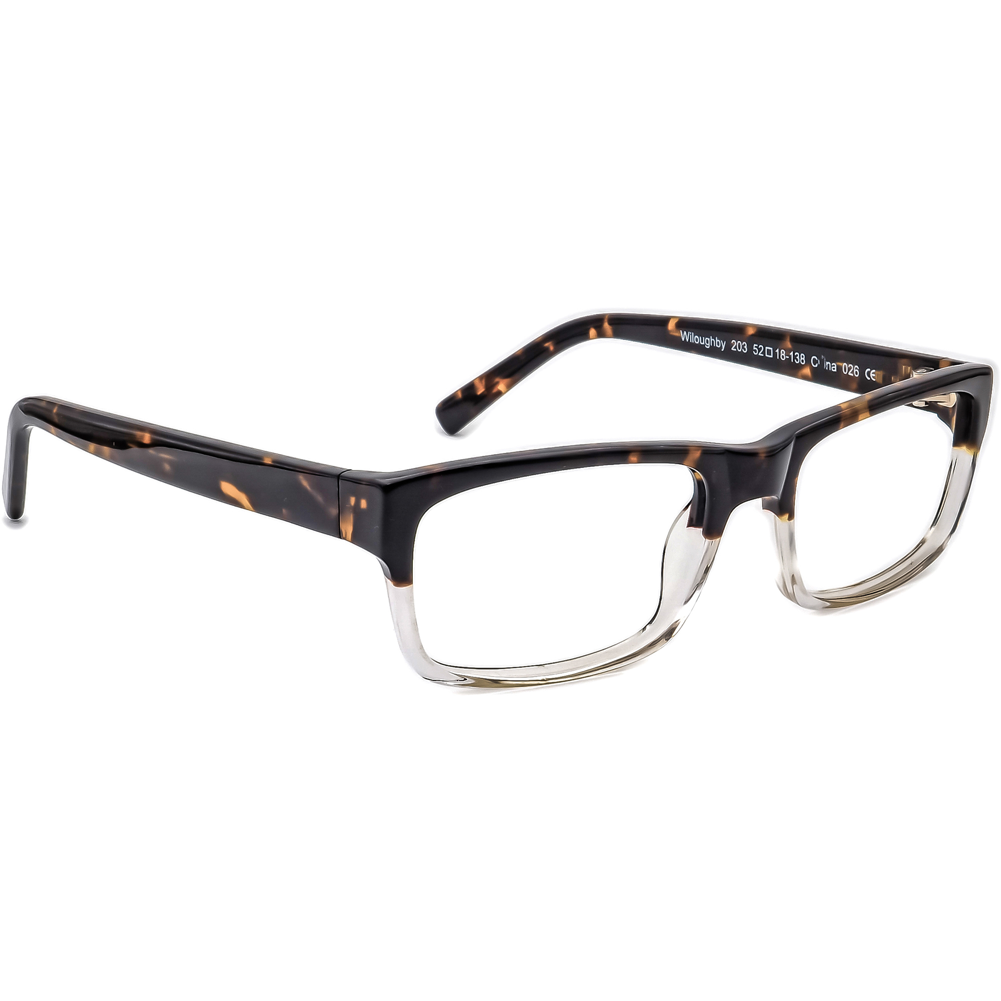 Warby Parker Wiloughby 203 Eyeglasses