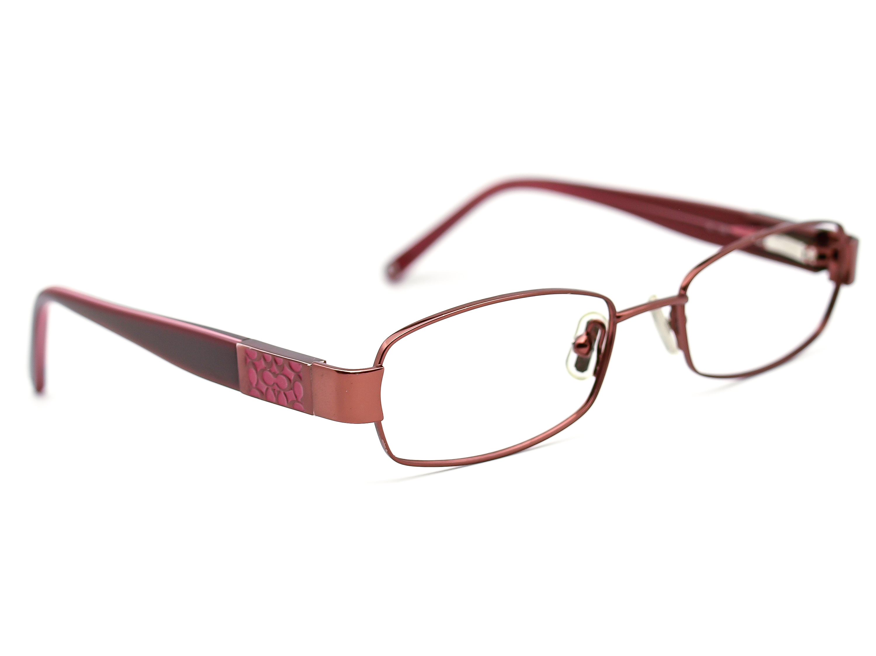 Coach IVY 1005 Bordeaux Eyeglasses