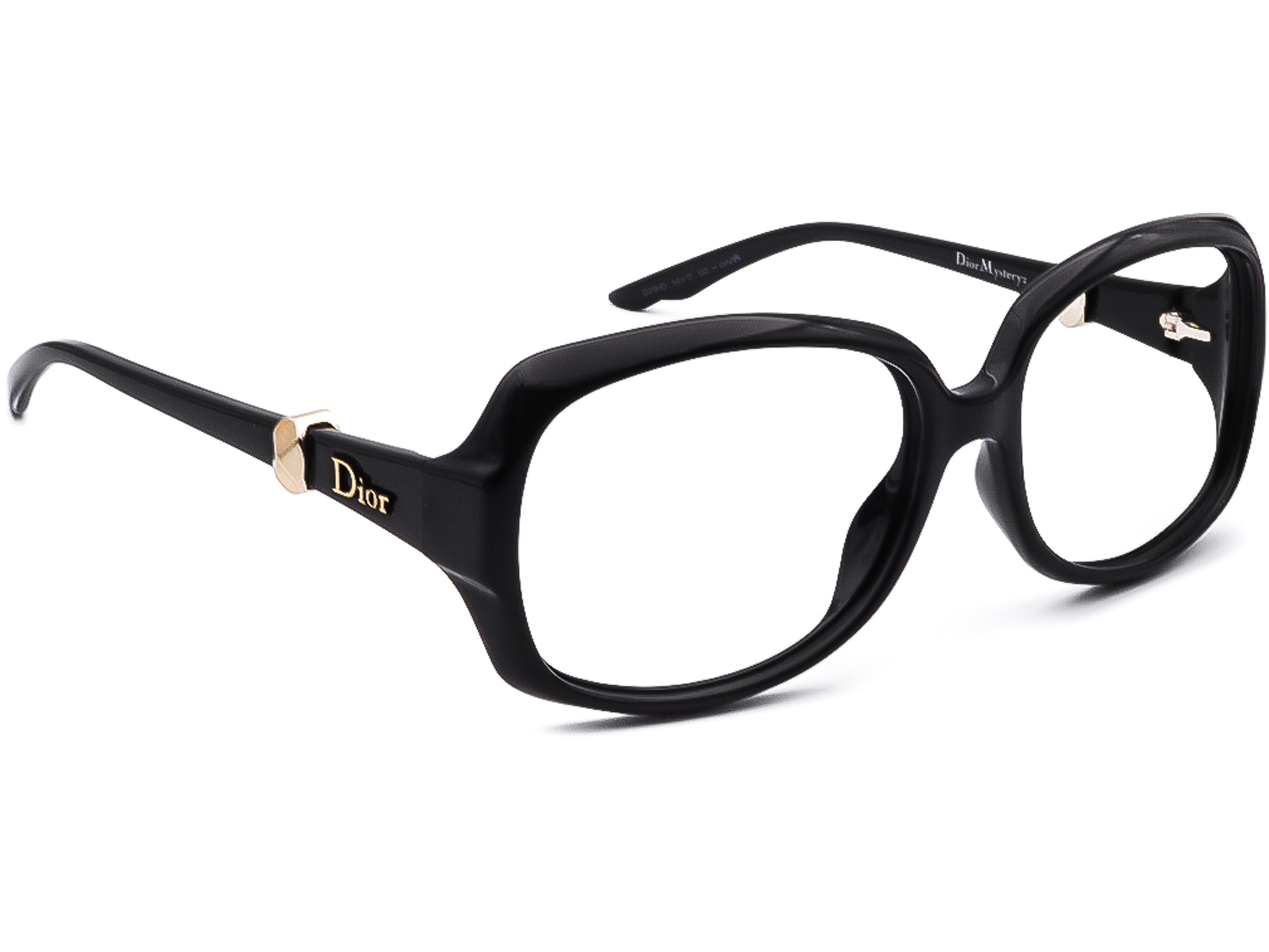 Dior D28HD MLV02BS11P Sunglasses Frame Only