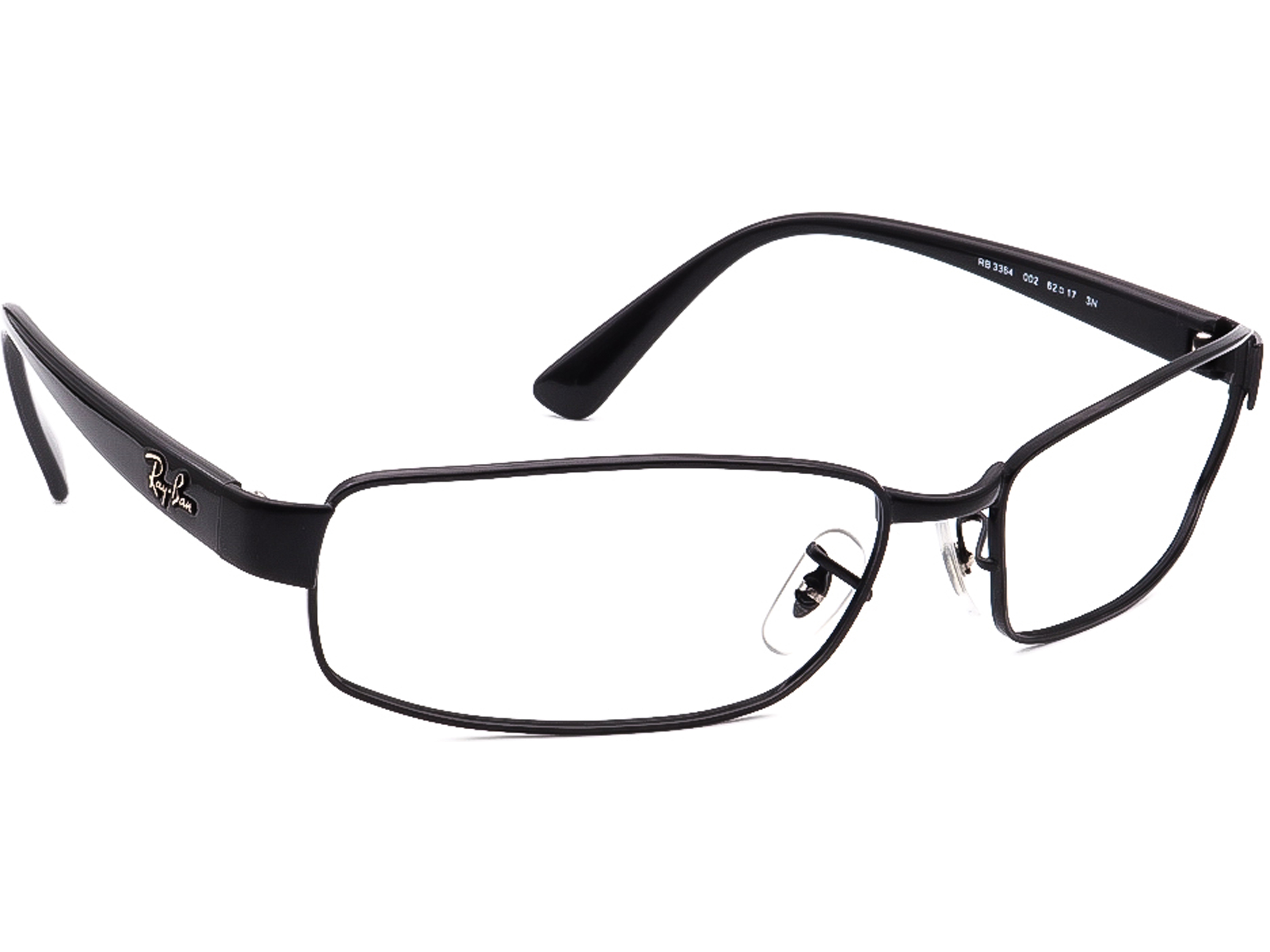 Ray Ban RB 3364 002 Sunglasses Frame Only
