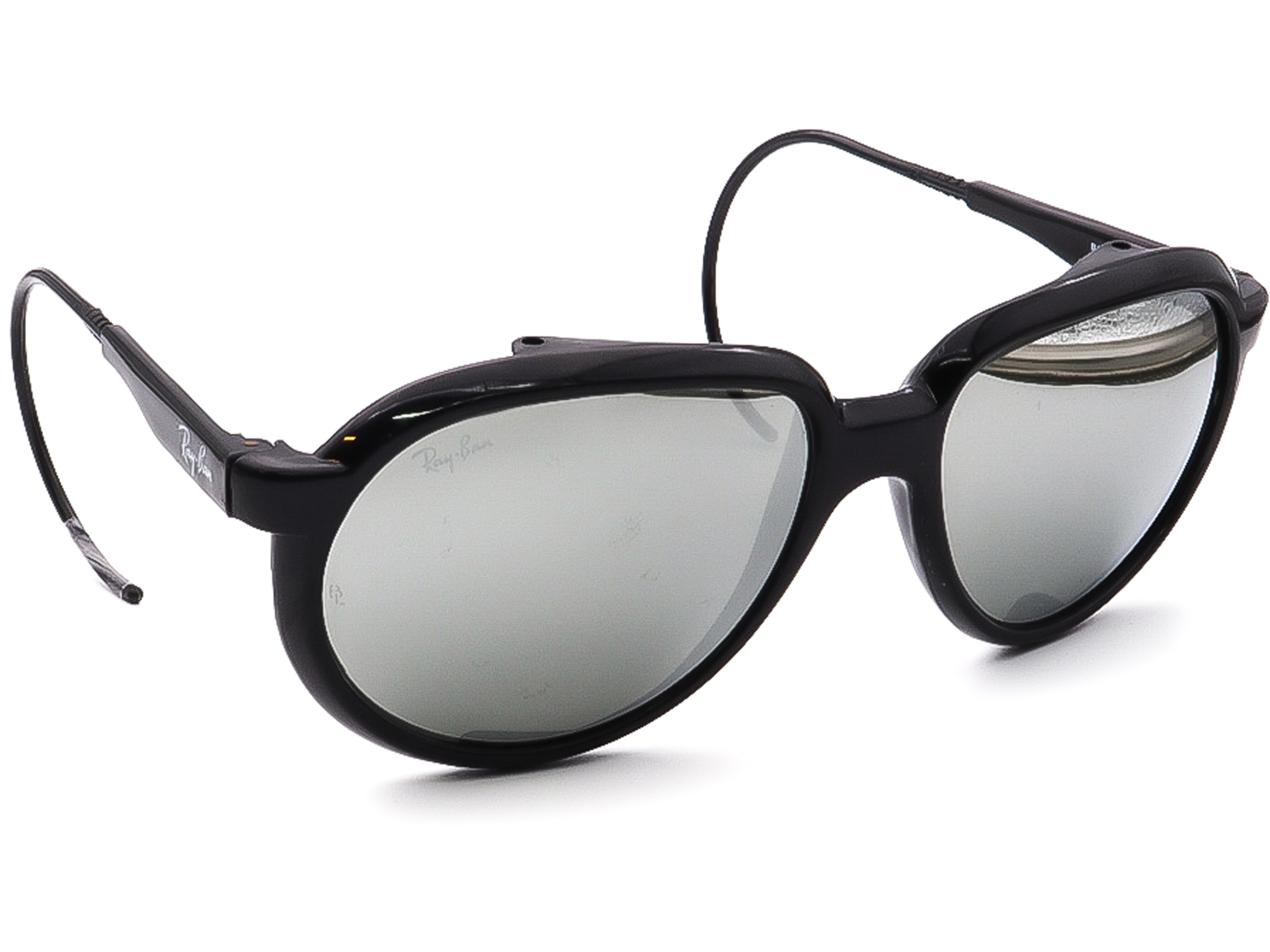 Ray Ban B&L Mirrored Ski/Mountain  Sunglasses