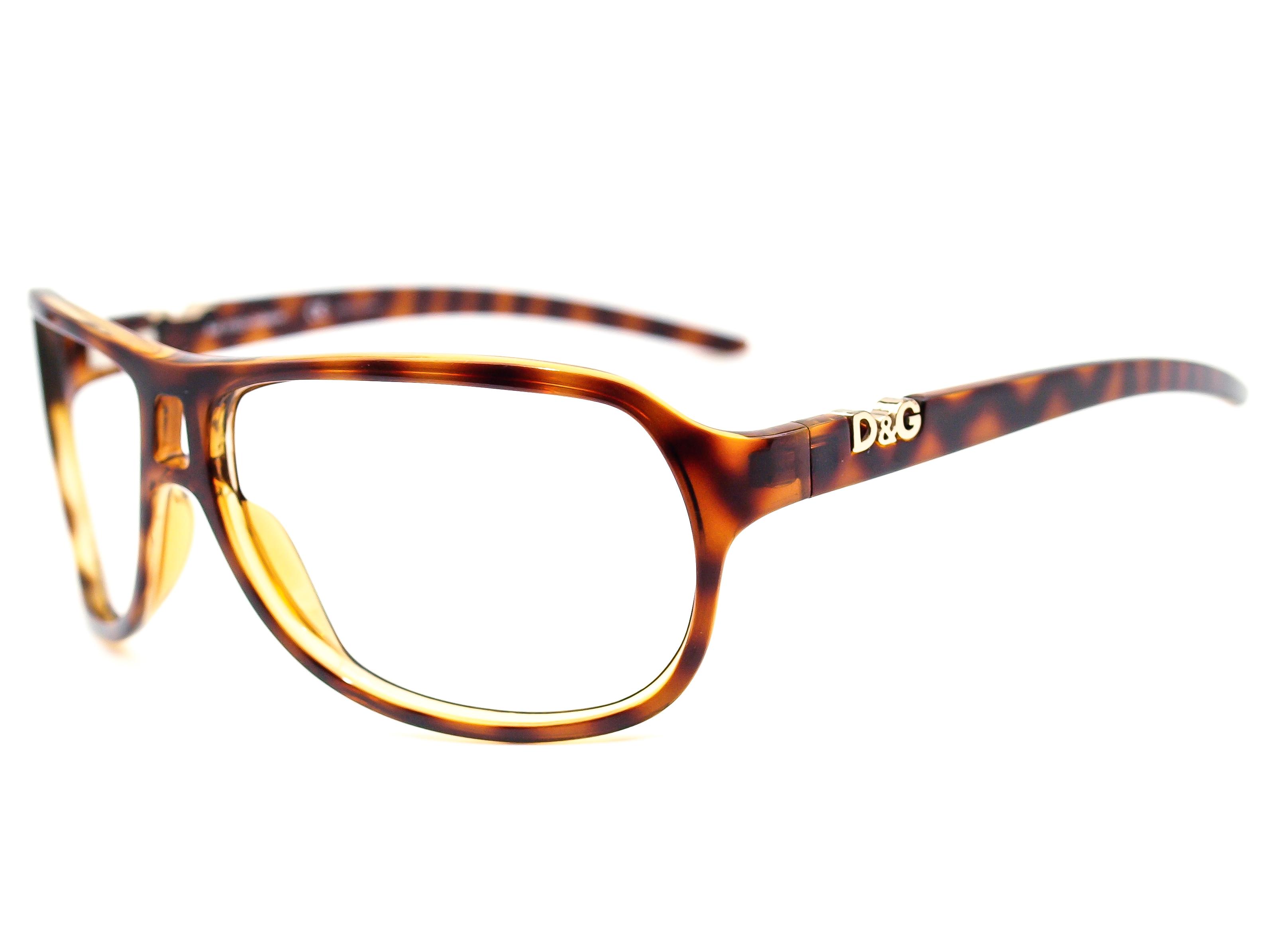 Dolce /& Gabbana D/&G DD2140 1250//87 63mm Aviator Sunglasses Frames Only