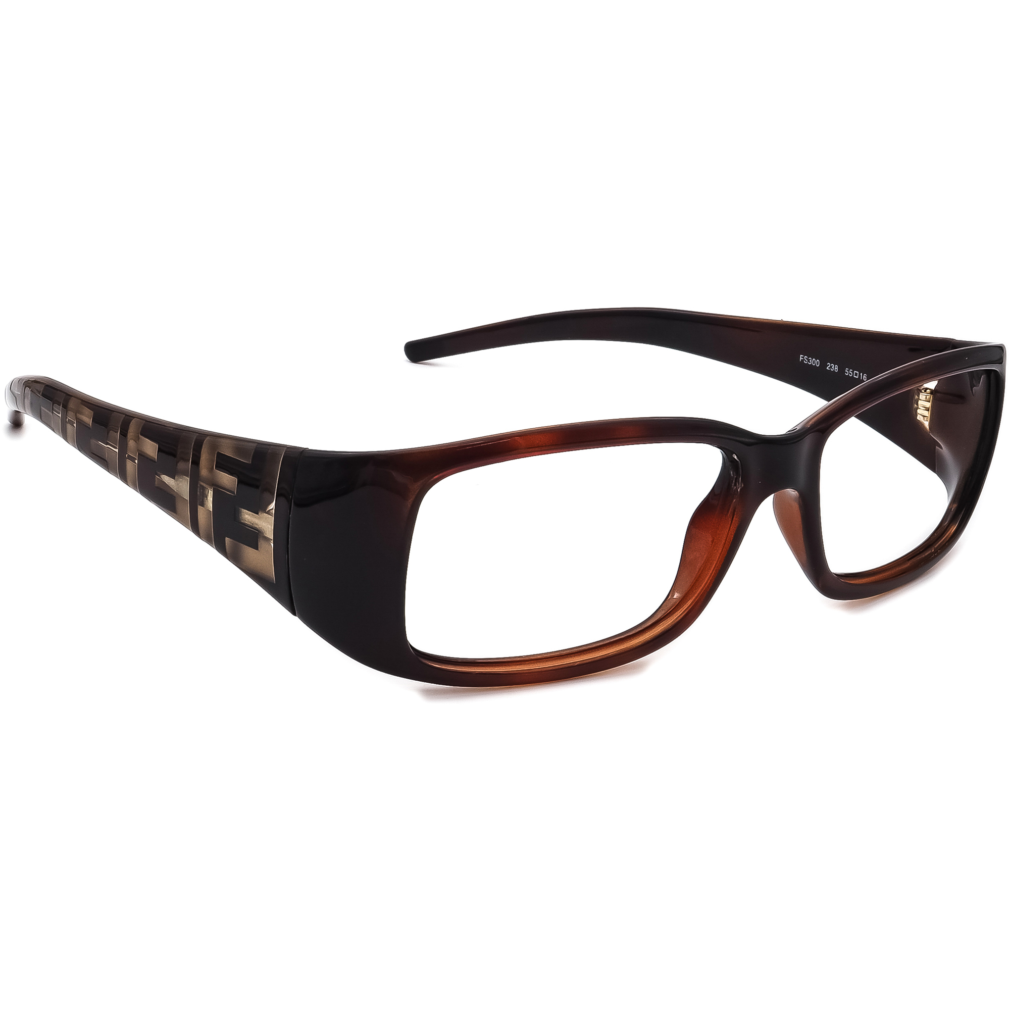 Fendi FS300 238 Sunglasses Frame Only