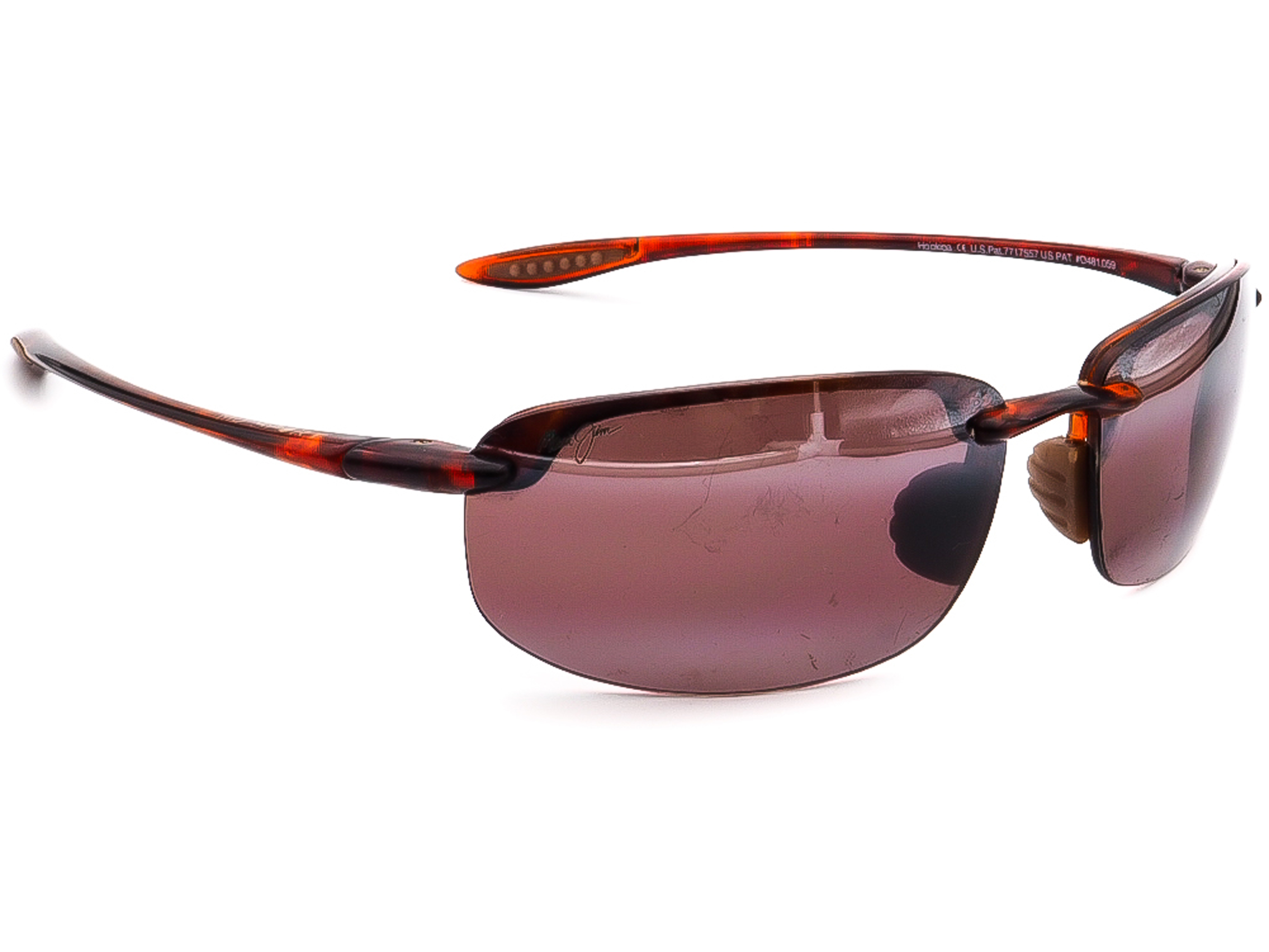 Maui Jim Ho'kopia MJ-407-10 FRAME ONLY Sunglasses