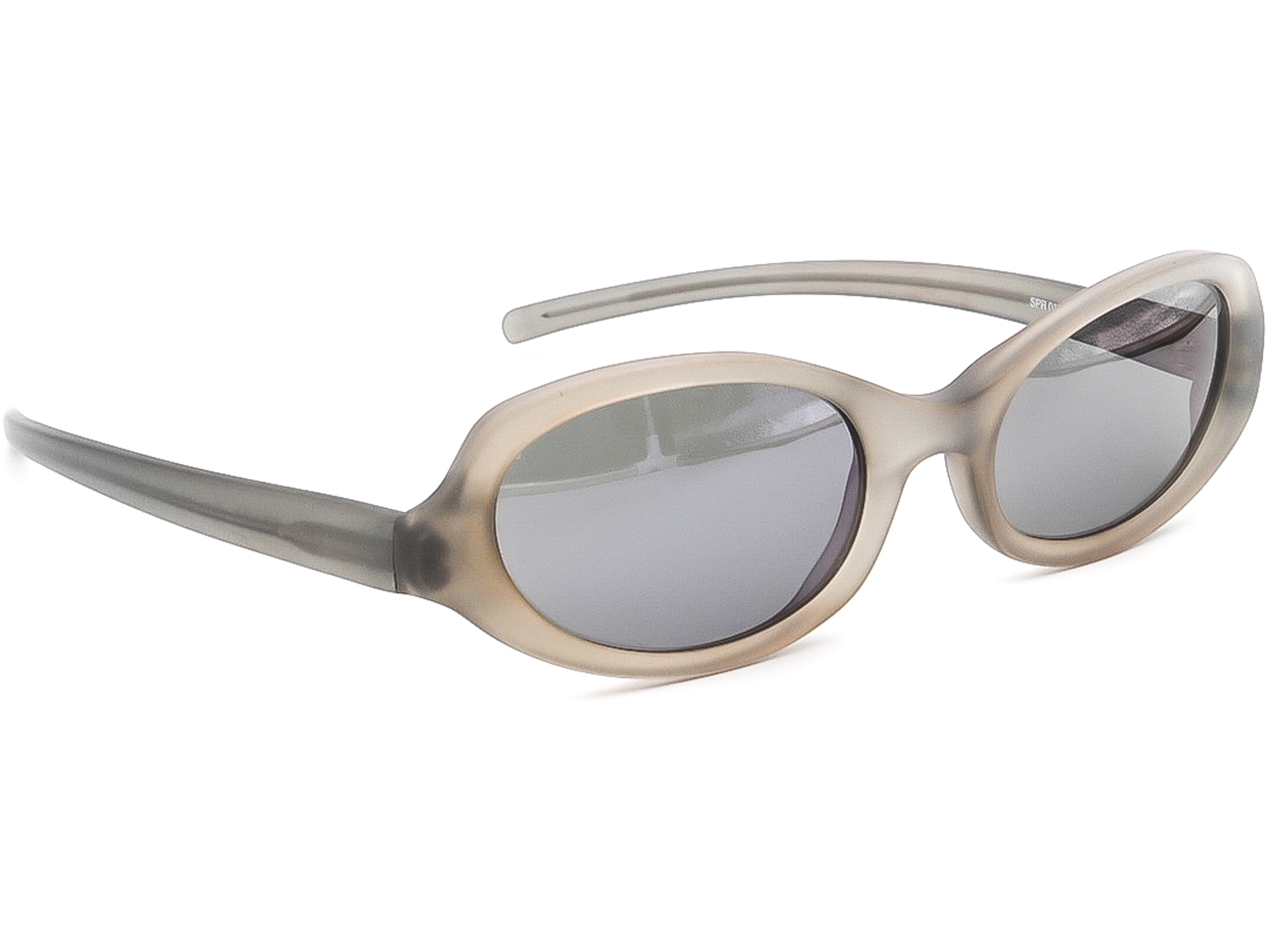 Prada SPR 01A 7AA-5A1 Mirrored  Sunglasses