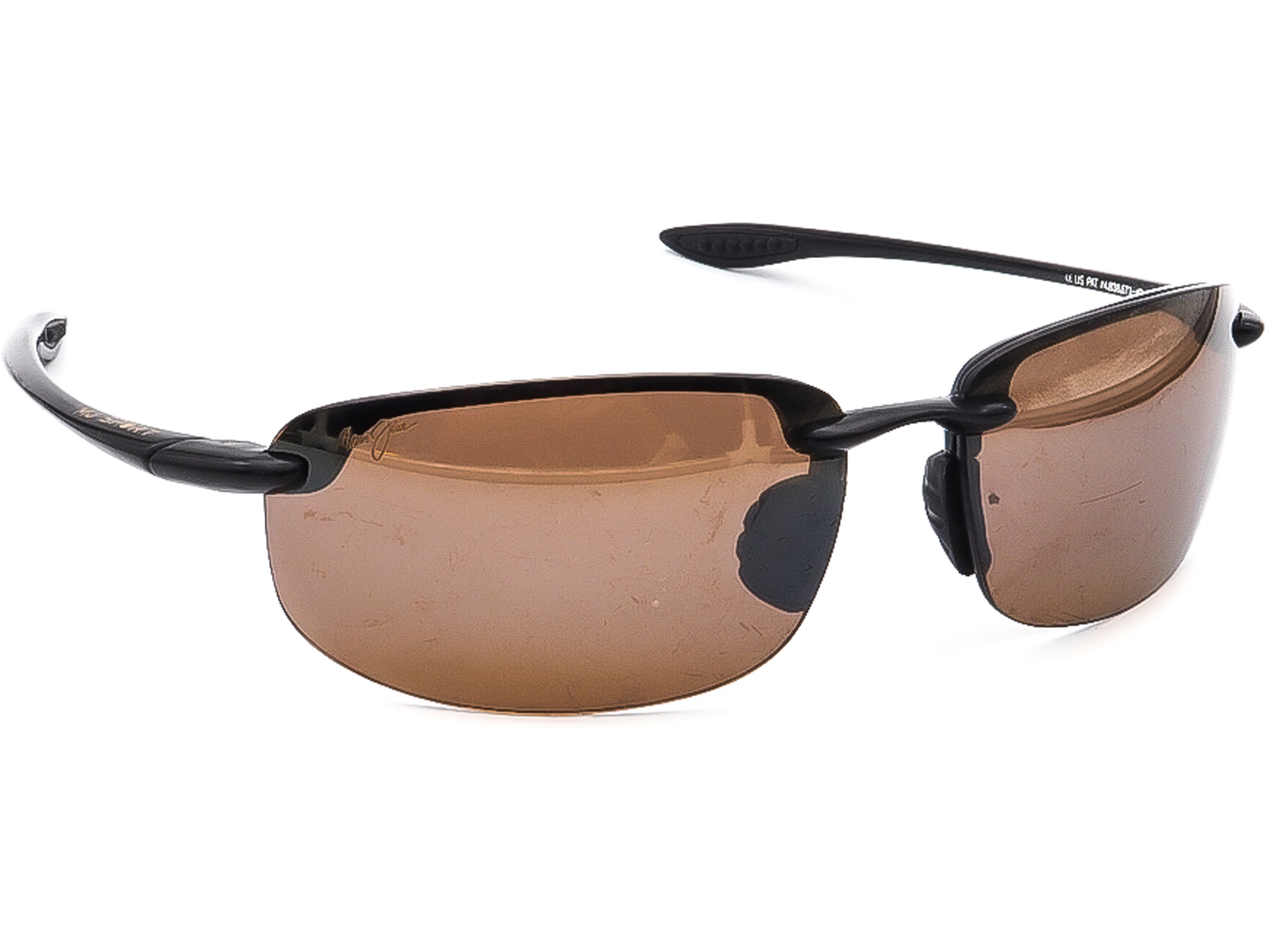 Maui Jim MJ-407-02 Sunglasses Frame Only