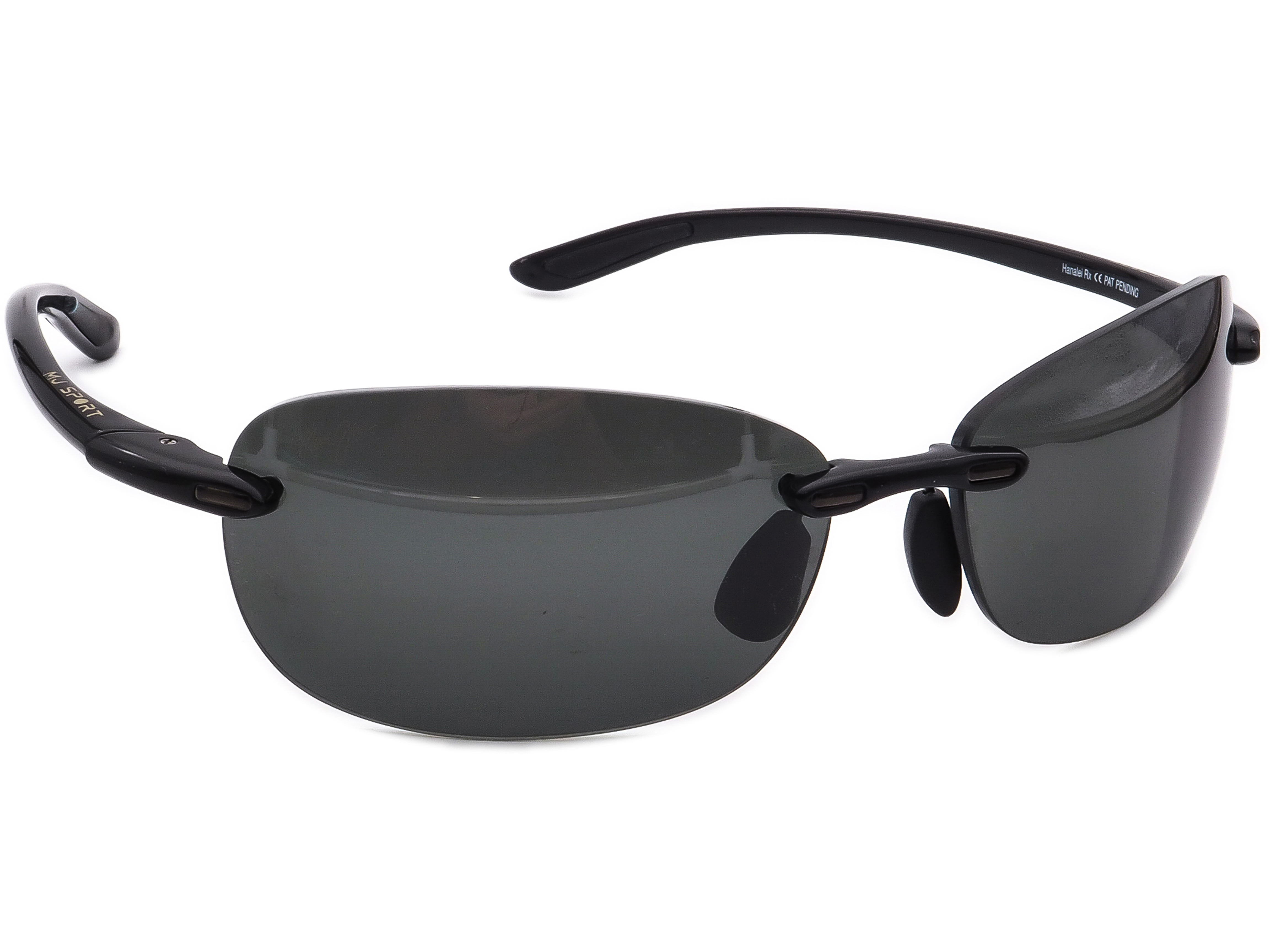 Maui Jim MJ-913-02 Hanalei Rx Sport Sunglasses Frame Only