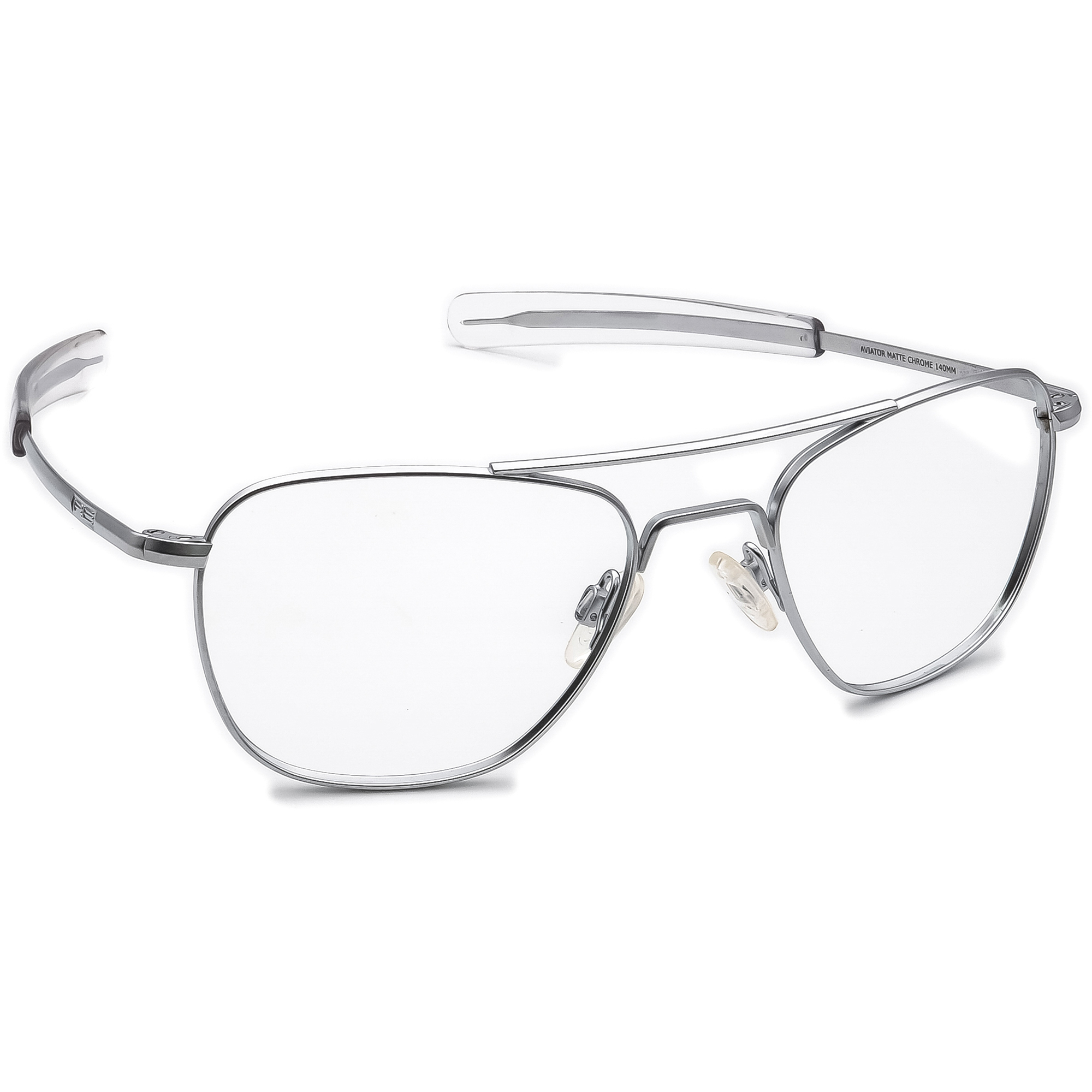 Randolph Engineering Aviator Matte Chrome