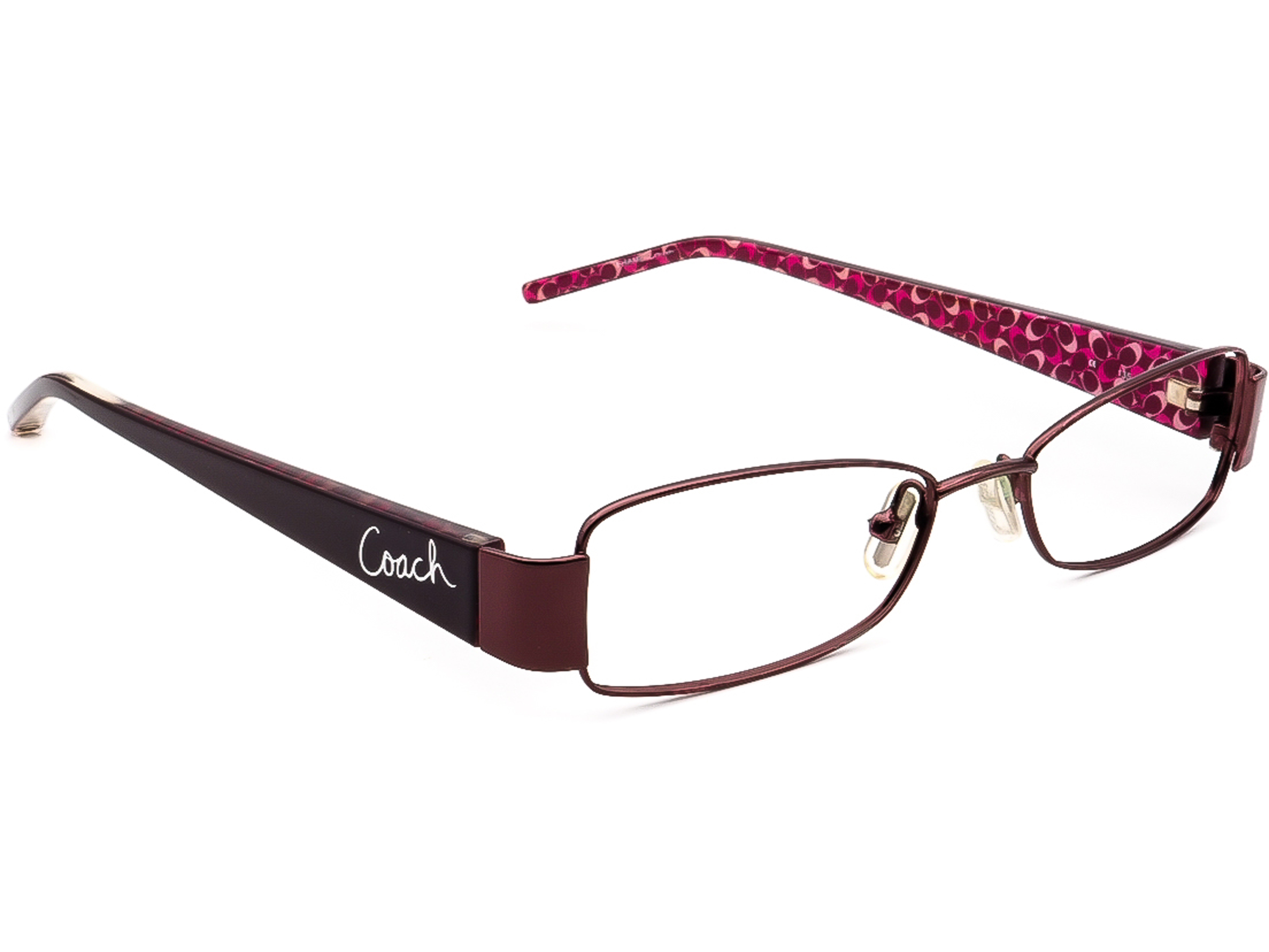 Coach Teodora 240 Bordeaux Eyeglasses