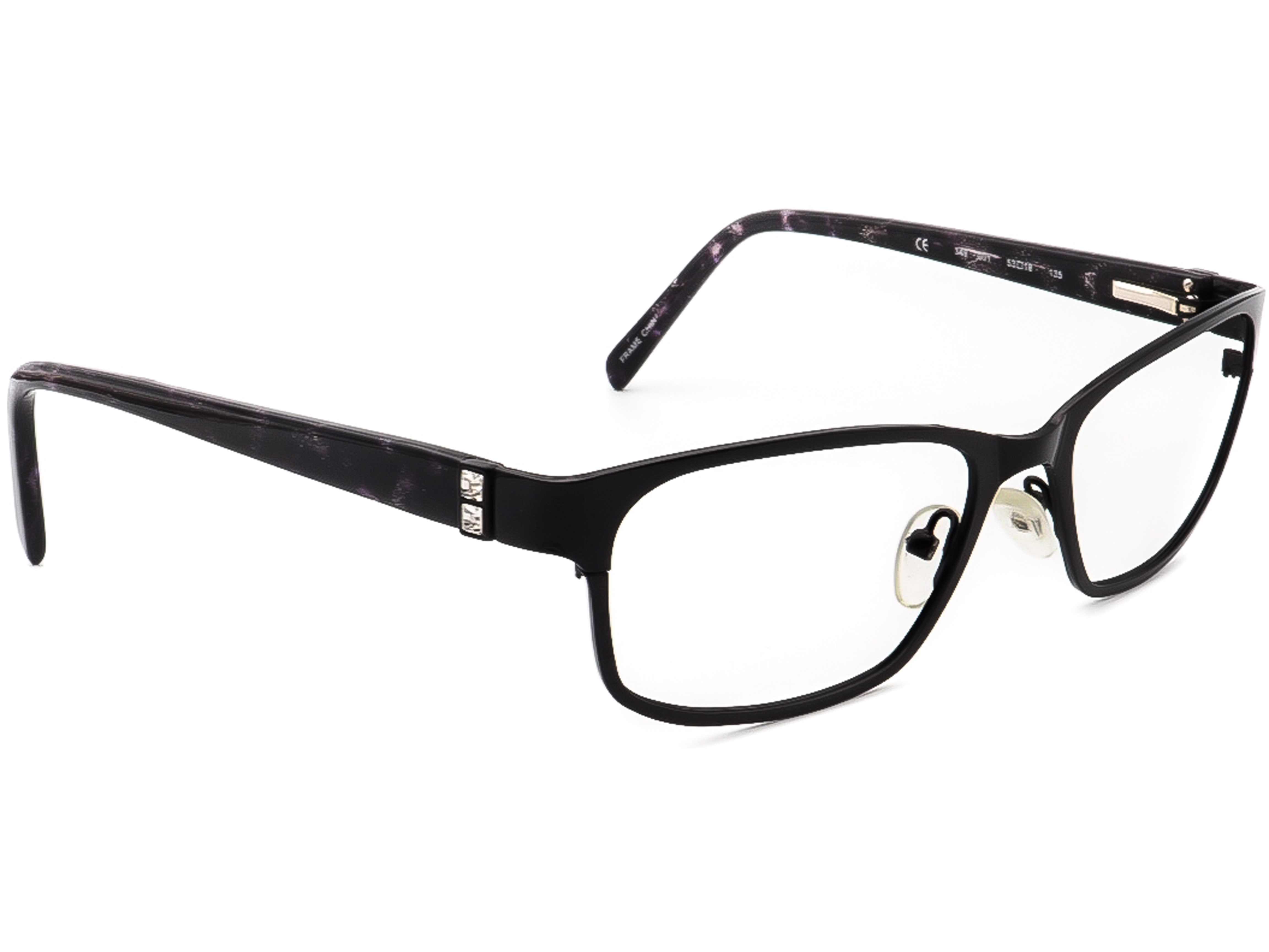 Swarovski Elements 348 001 Eyeglasses