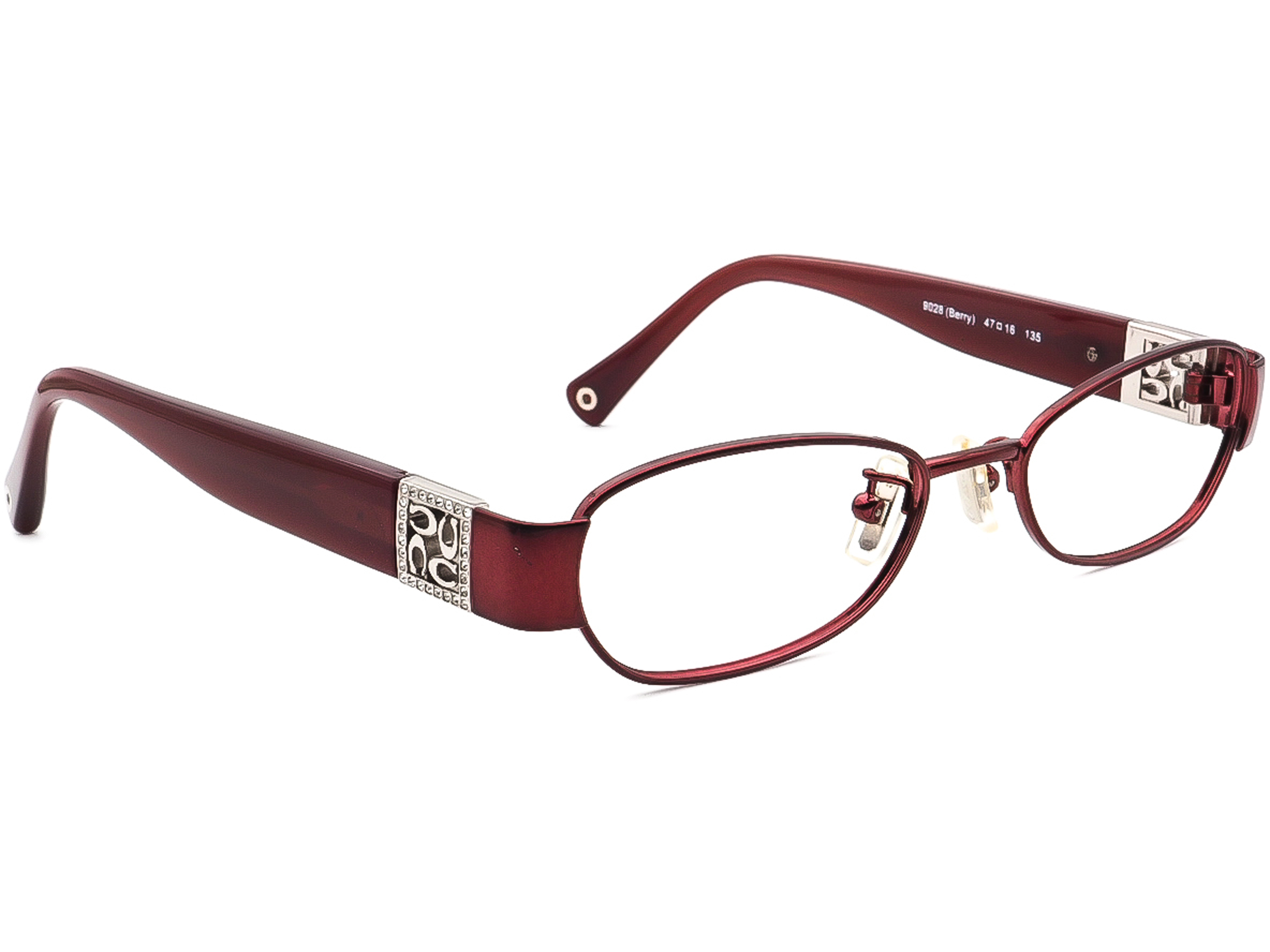 Coach HC 5002B Reina 928 Berry Eyeglasses
