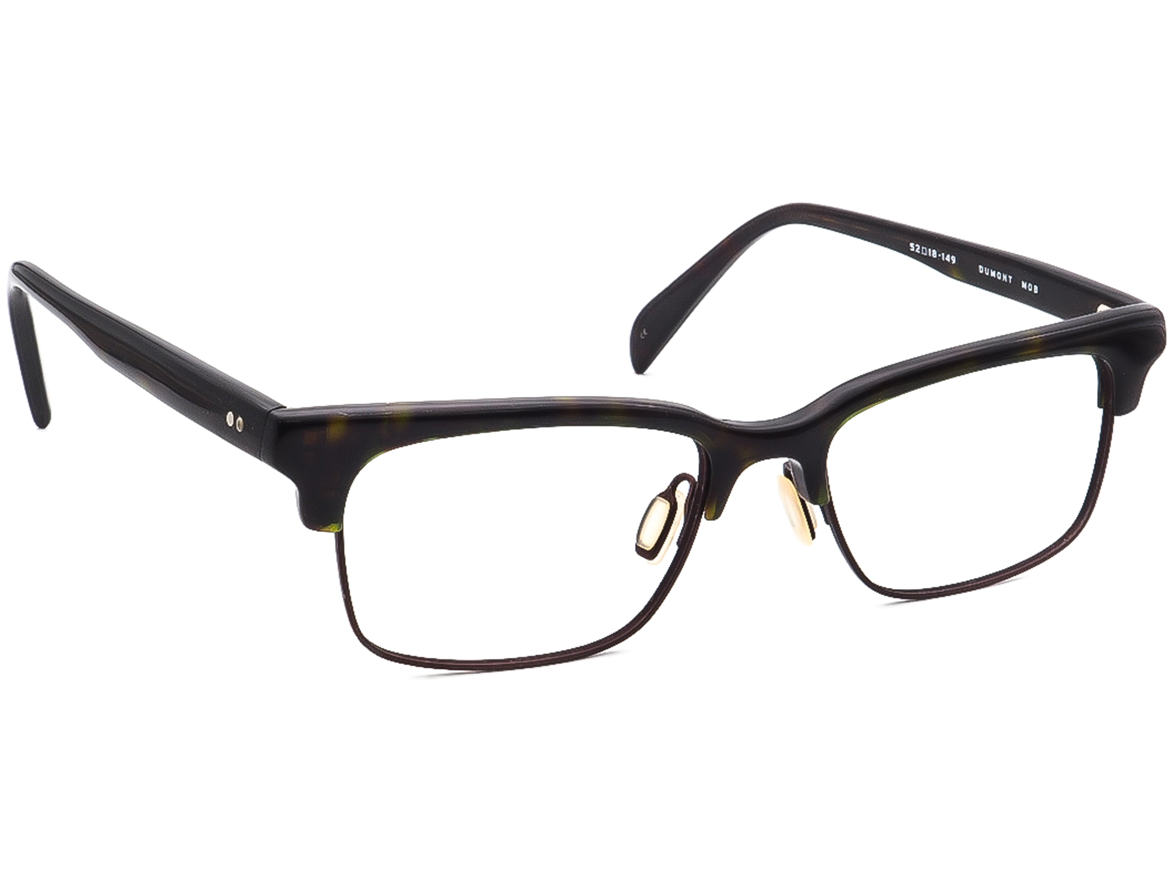 Salt. Dumont MOB Eyeglasses