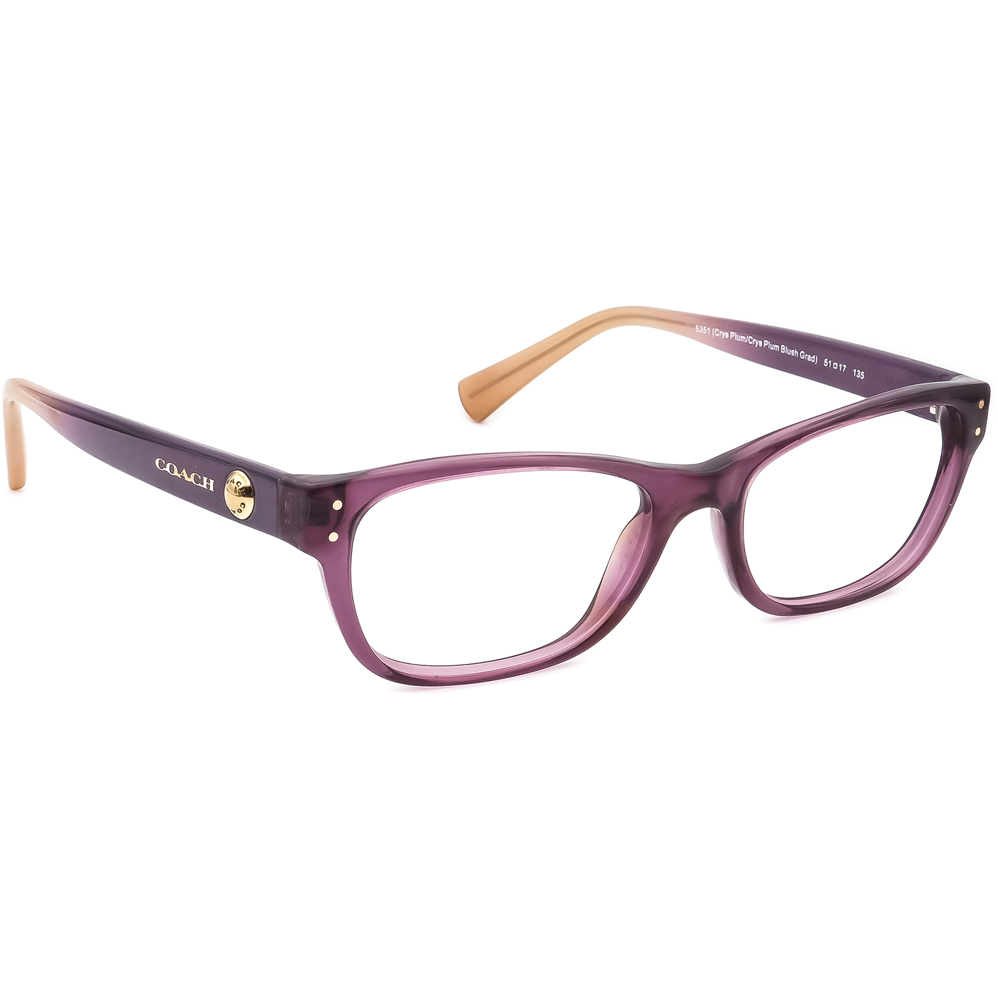 Coach HC 6082 5351 Eyeglasses