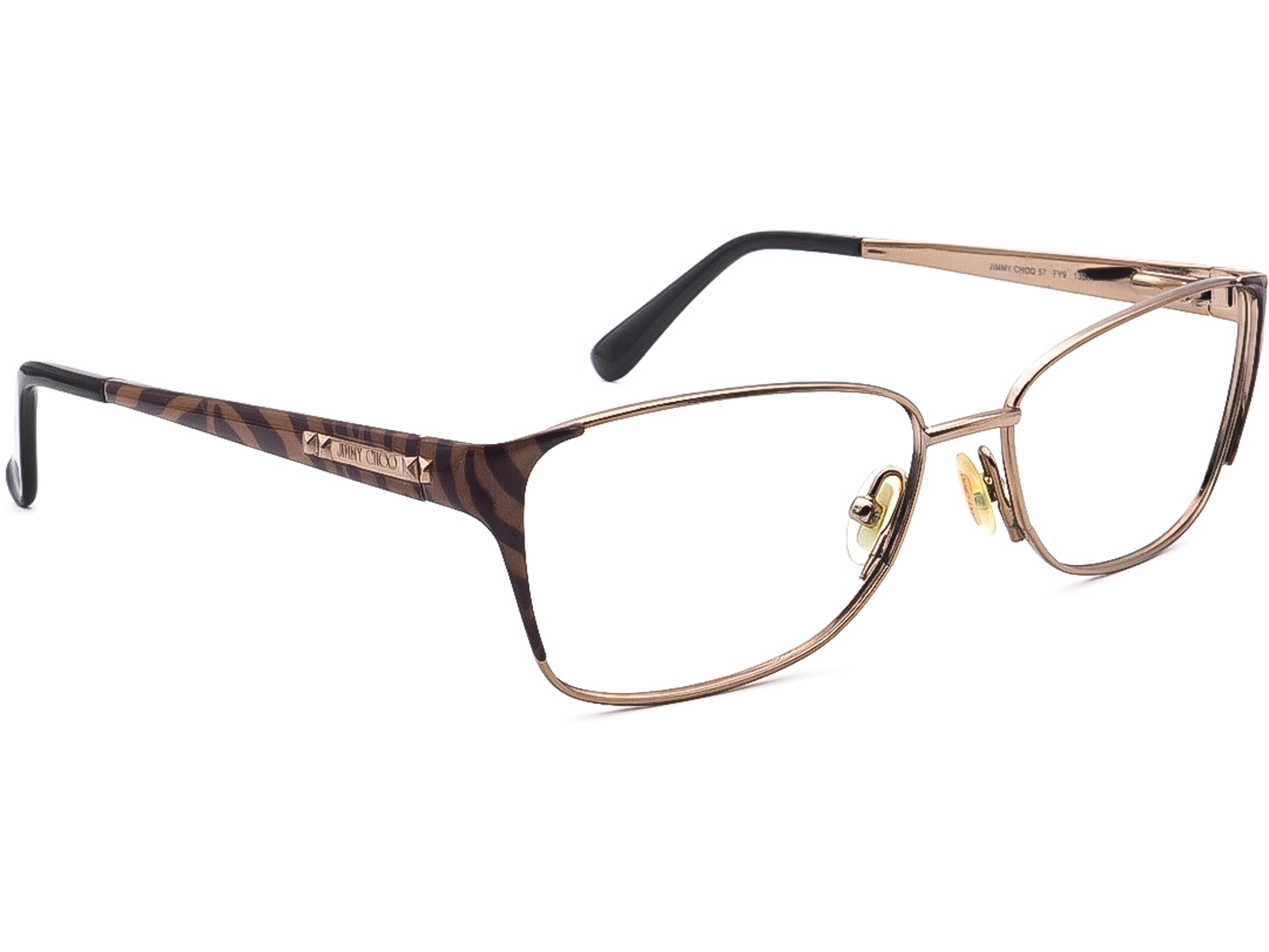 Jimmy Choo 57 FY9 Eyeglasses