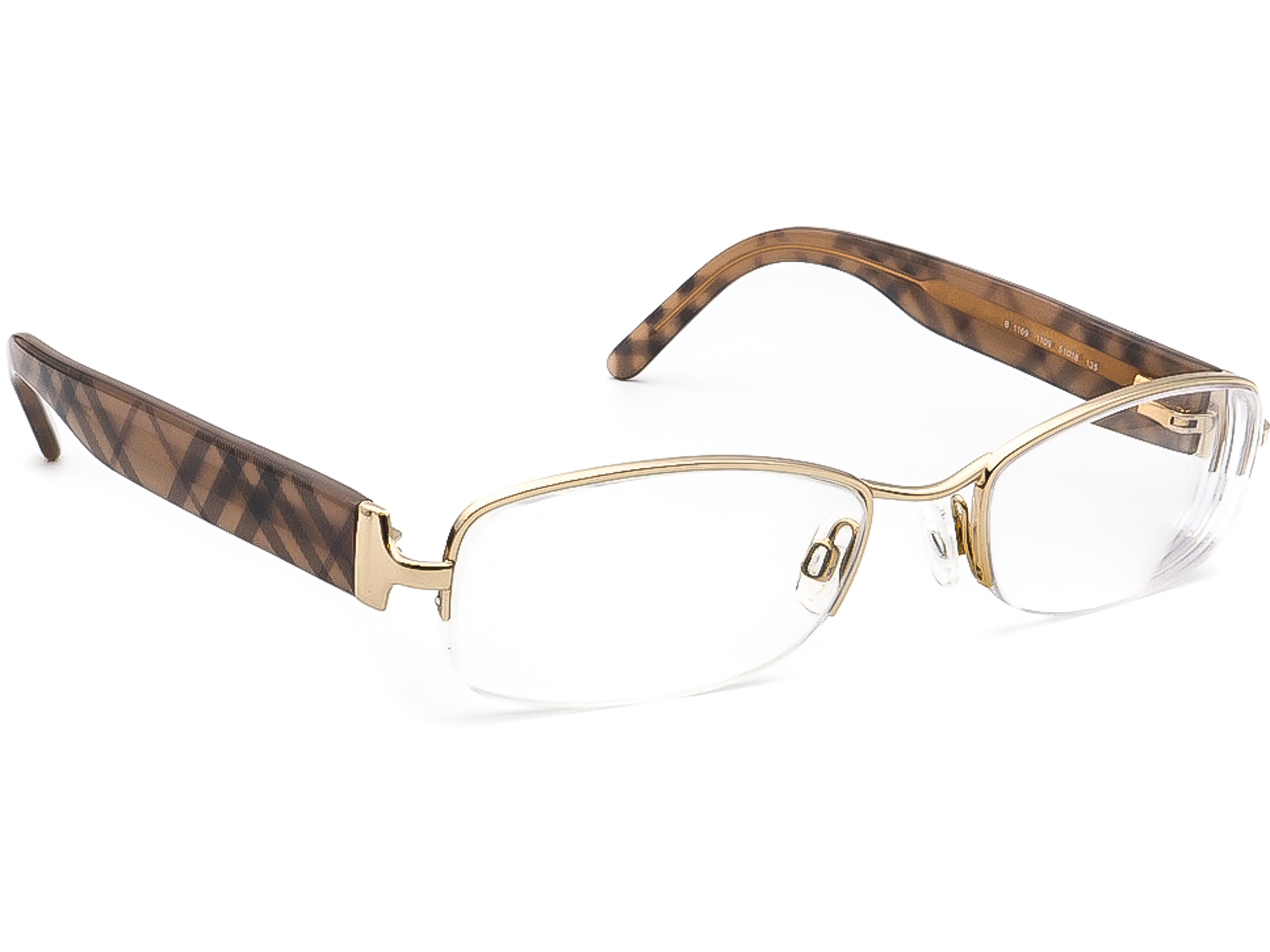 Burberry B 1169 1109 Eyeglasses