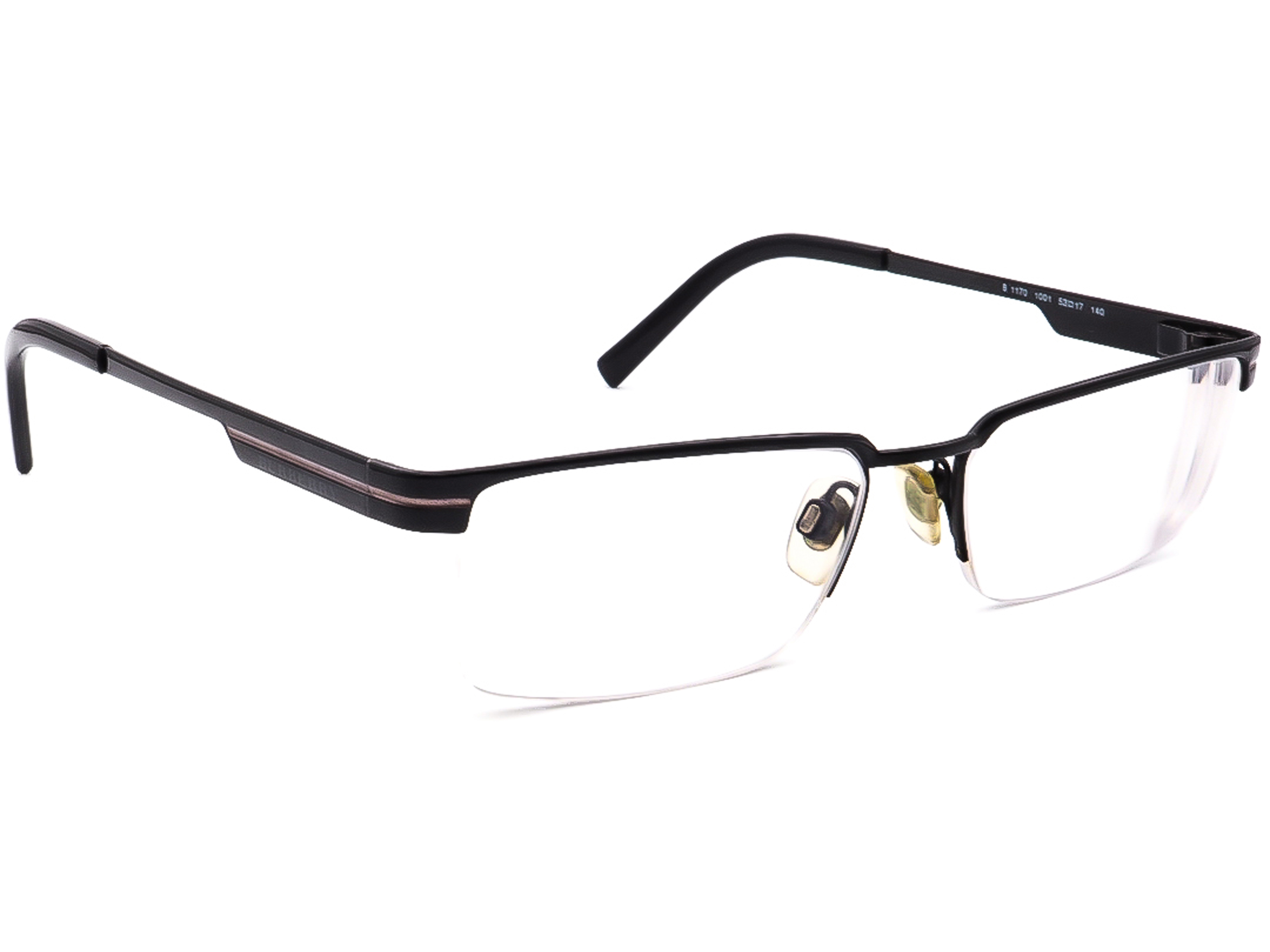 Burberry B 1170 1001 Eyeglasses