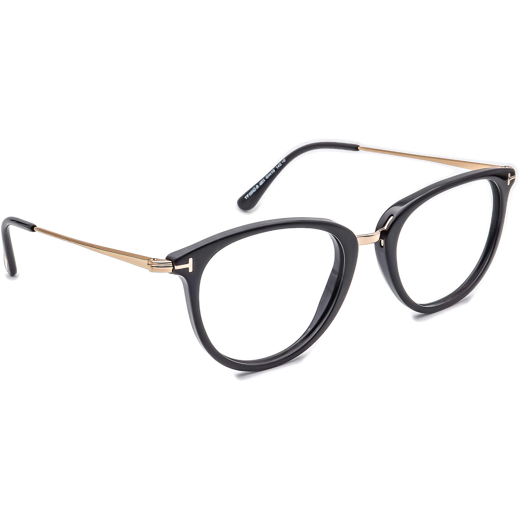 Tom Ford TF5640-B 001 Eyeglasses
