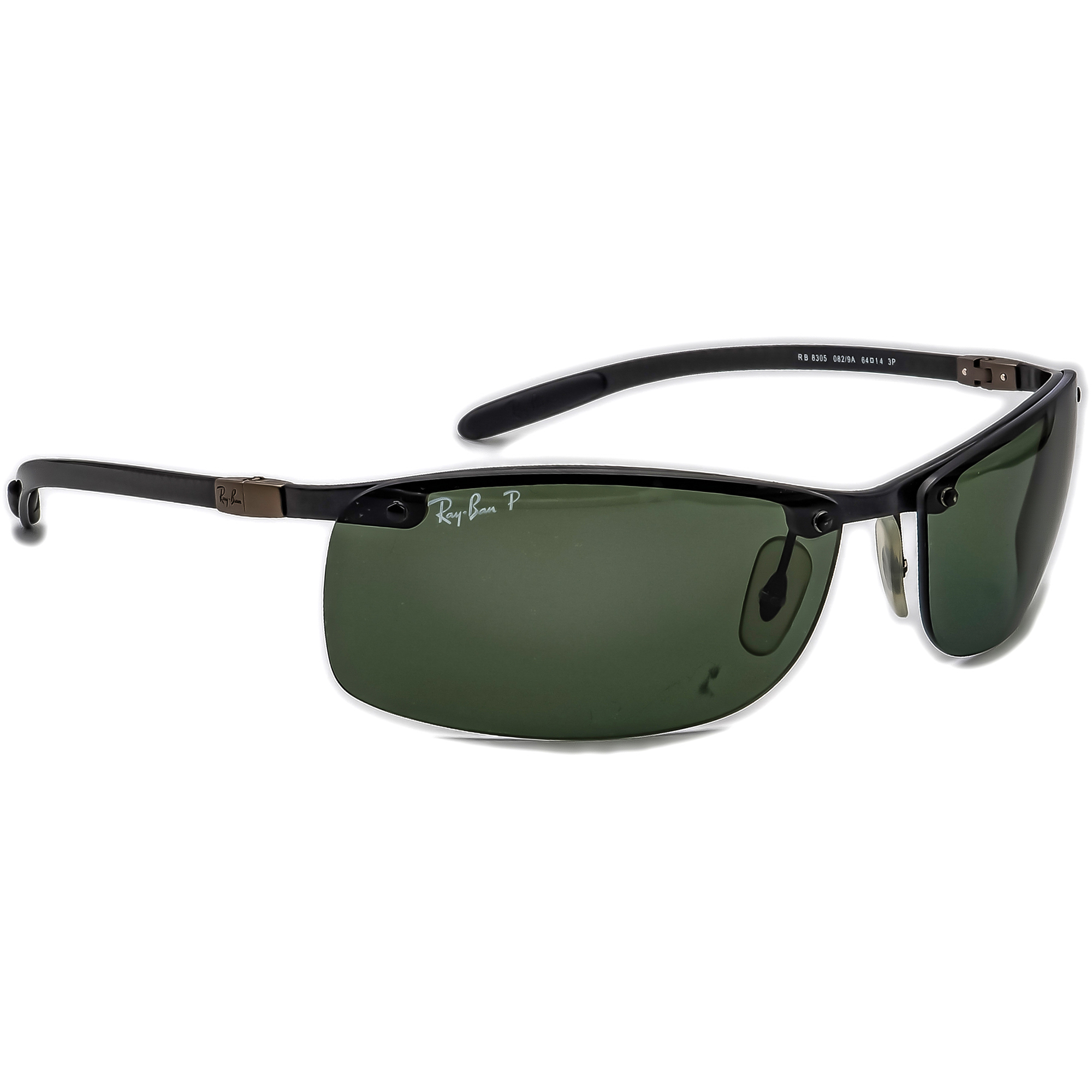 Ray-Ban RB 8305 082/9A Carbon Fiber Sunglasses Frame Only