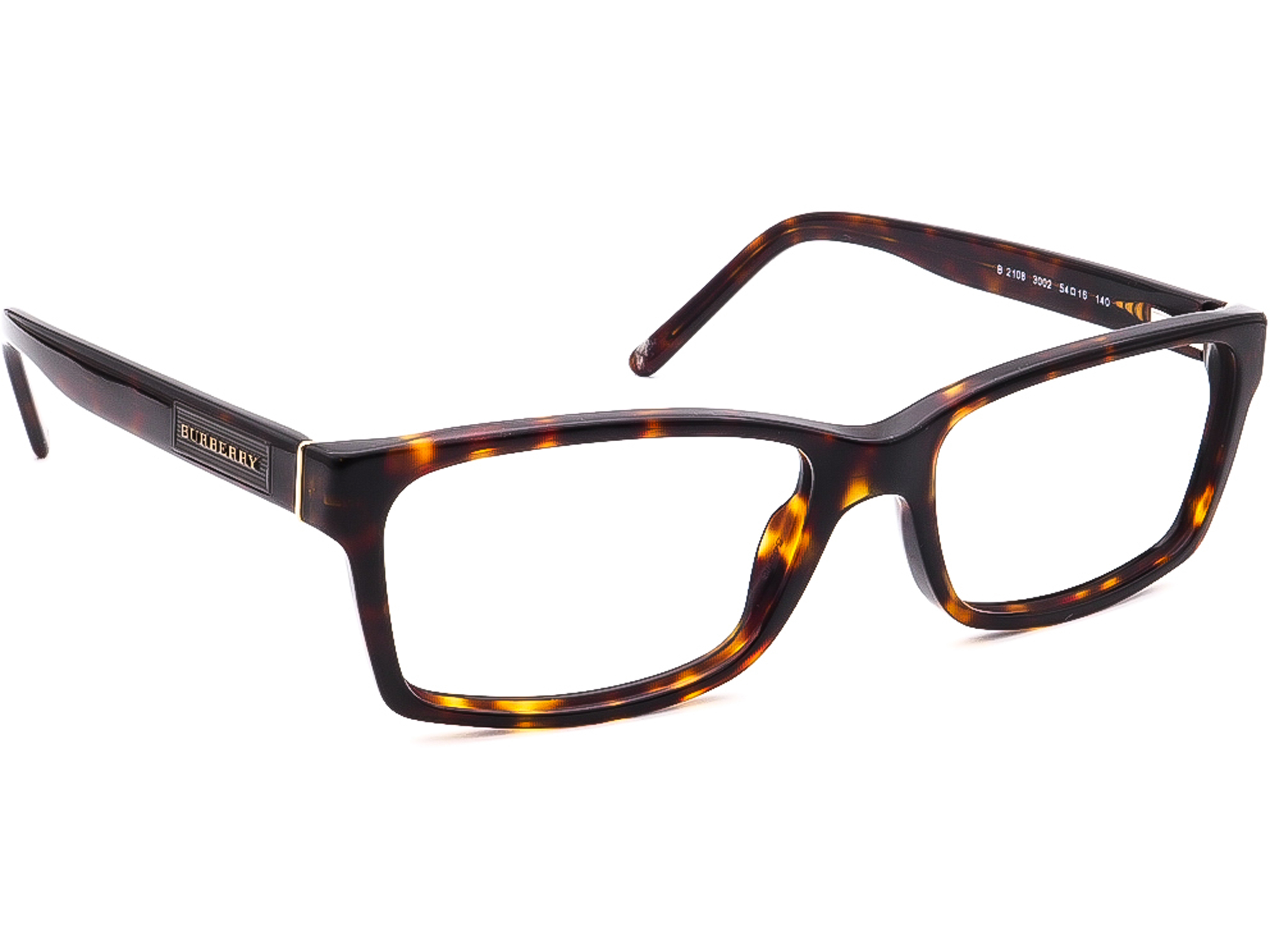 Burberry B 2108 3002 Eyeglasses