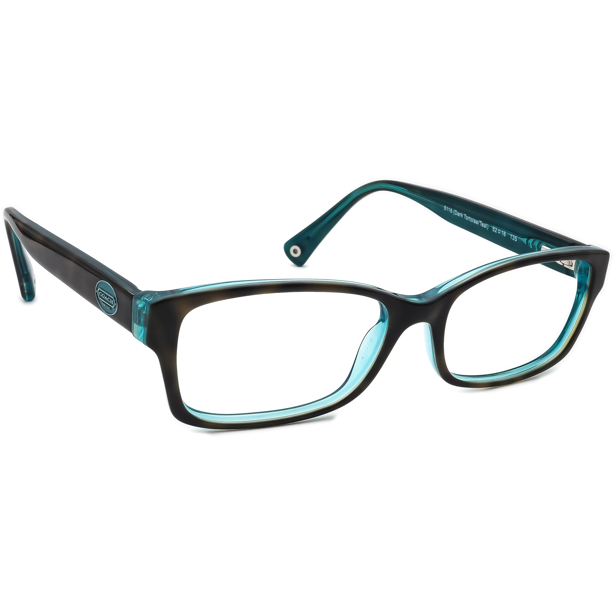 Coach HC 6040 (Brooklyn) 5116 Eyeglasses