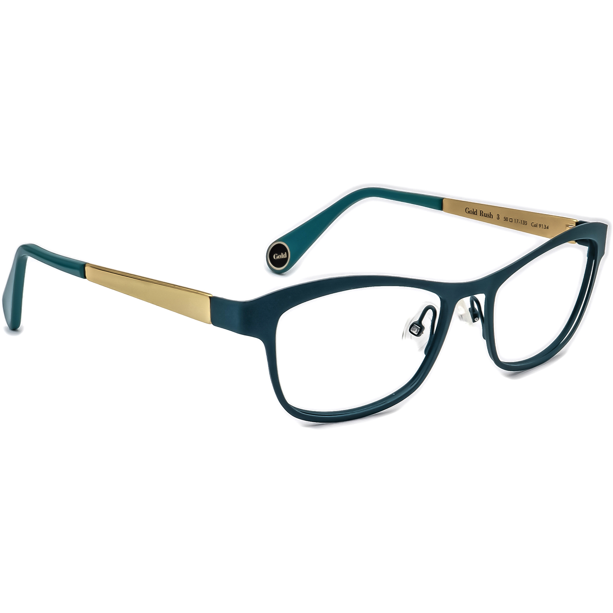 Woow Gold Rush 3 Col 9134 Eyeglasses