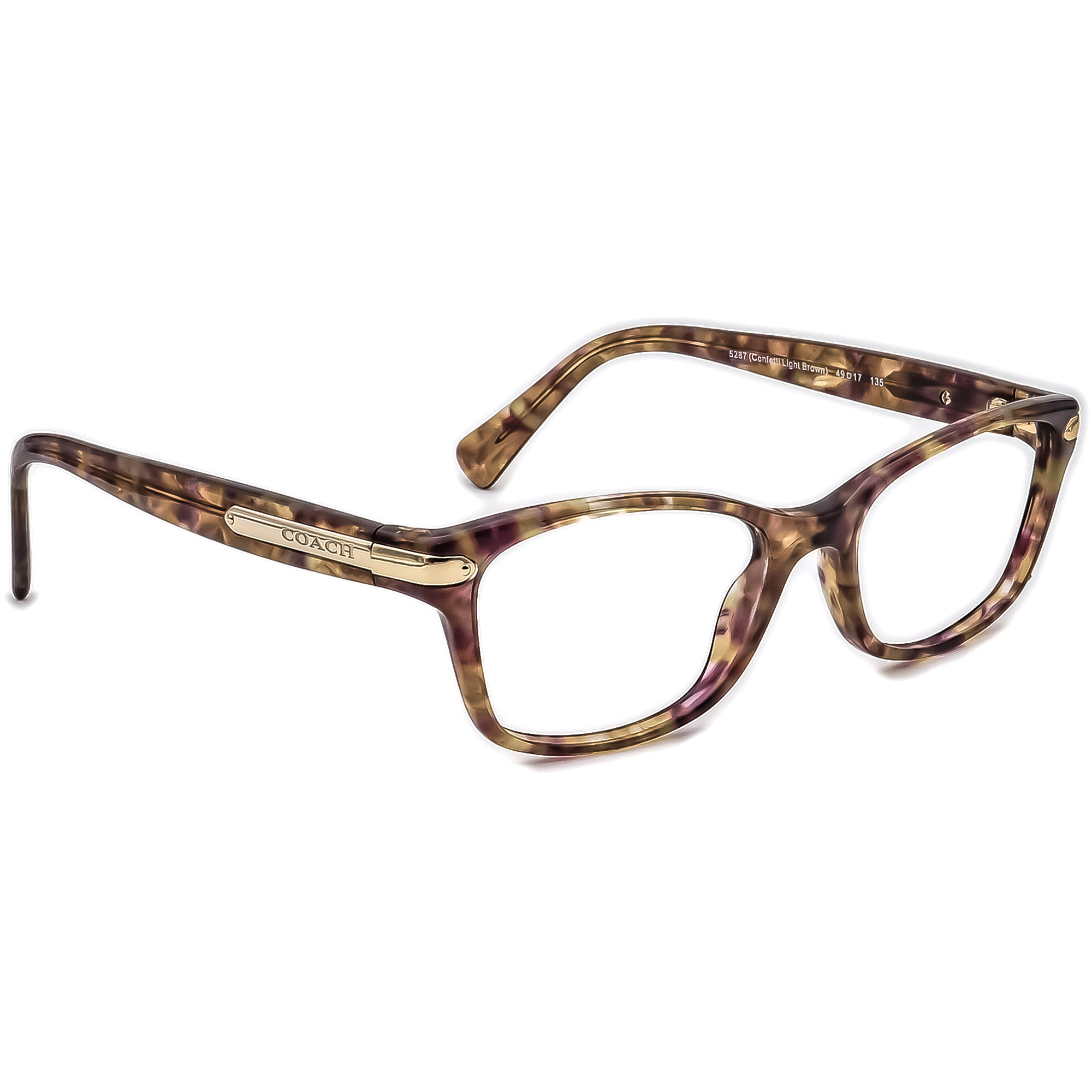 Coach HC 6065 5287 Eyeglasses