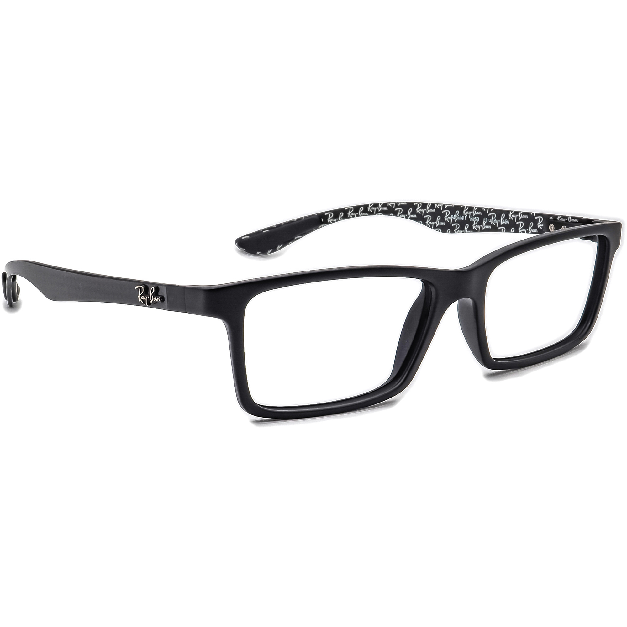 Ray-Ban RB 8901 5263 Carbon Fiber Eyeglasses