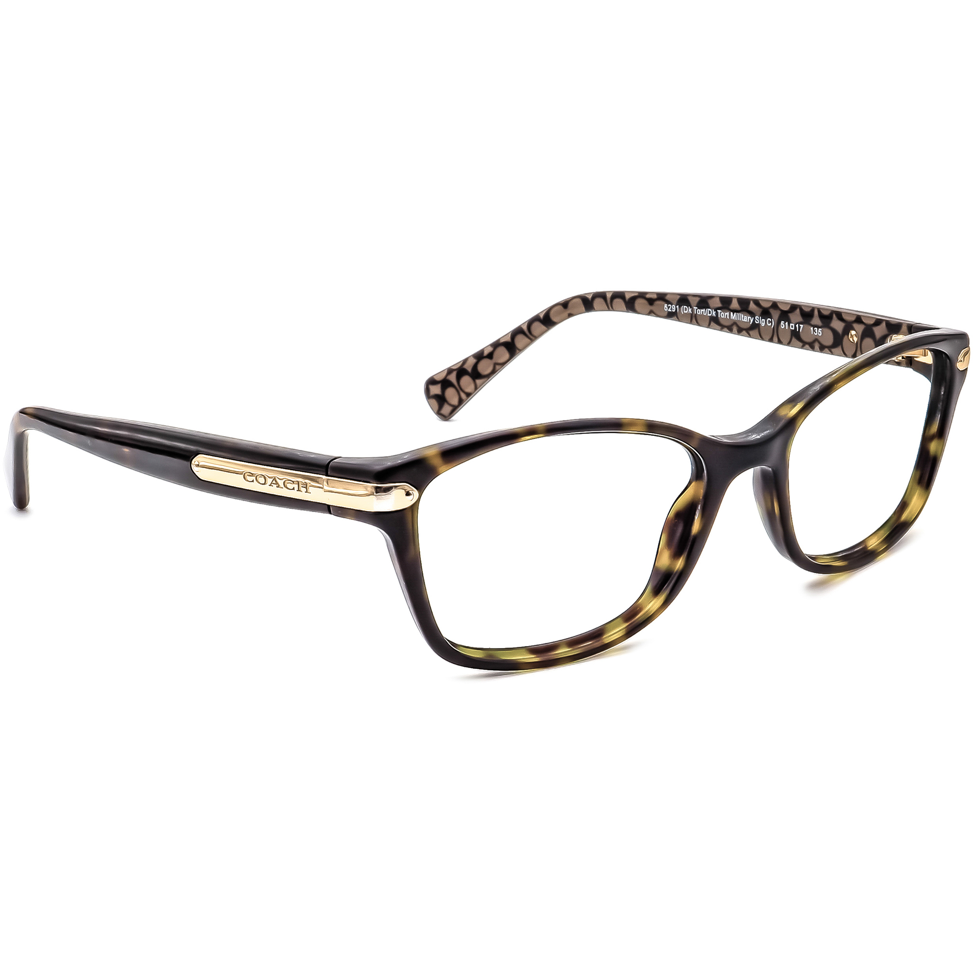 Coach HC 6065 5291 Eyeglasses