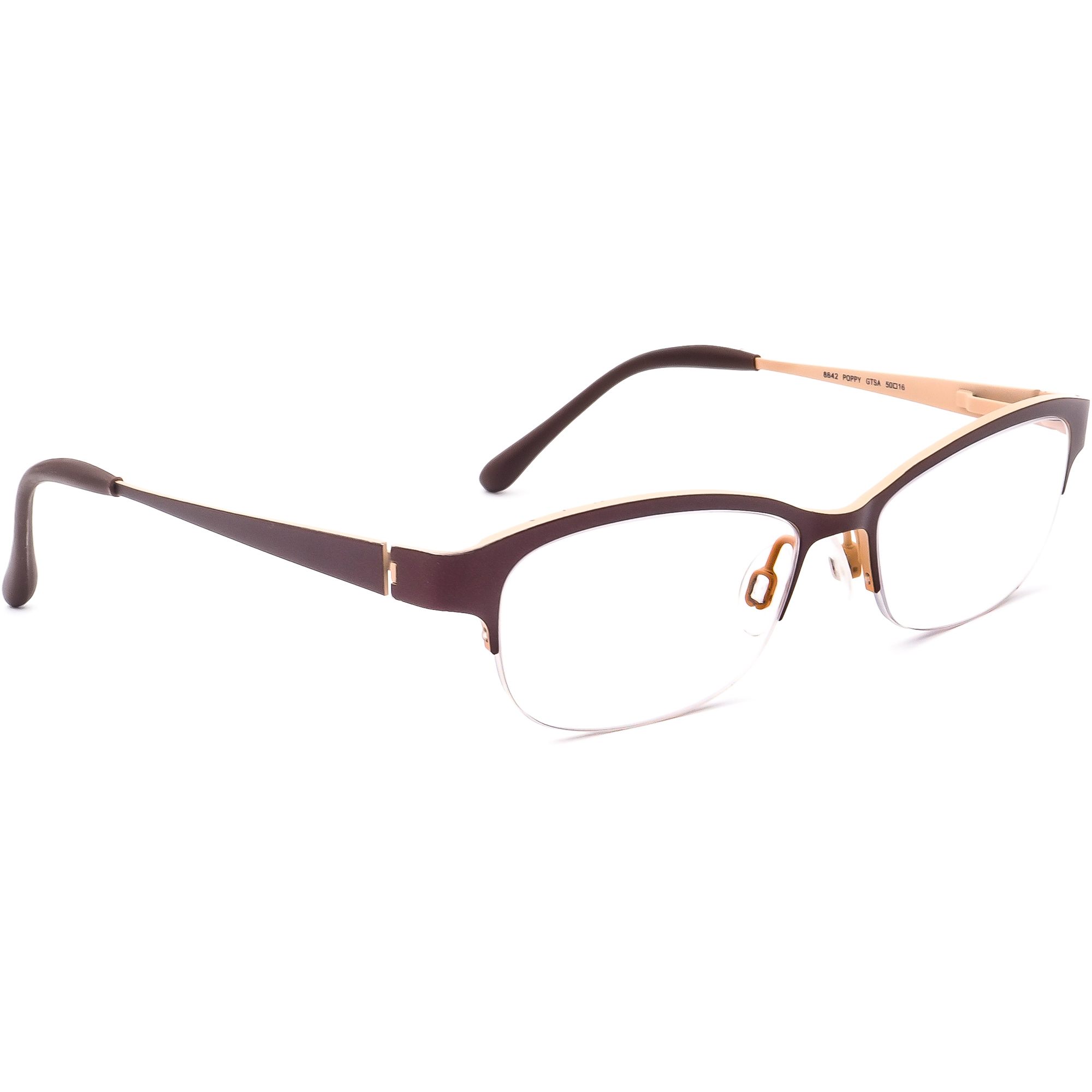 Bevel 8642 Poppy GTSA Eyeglasses