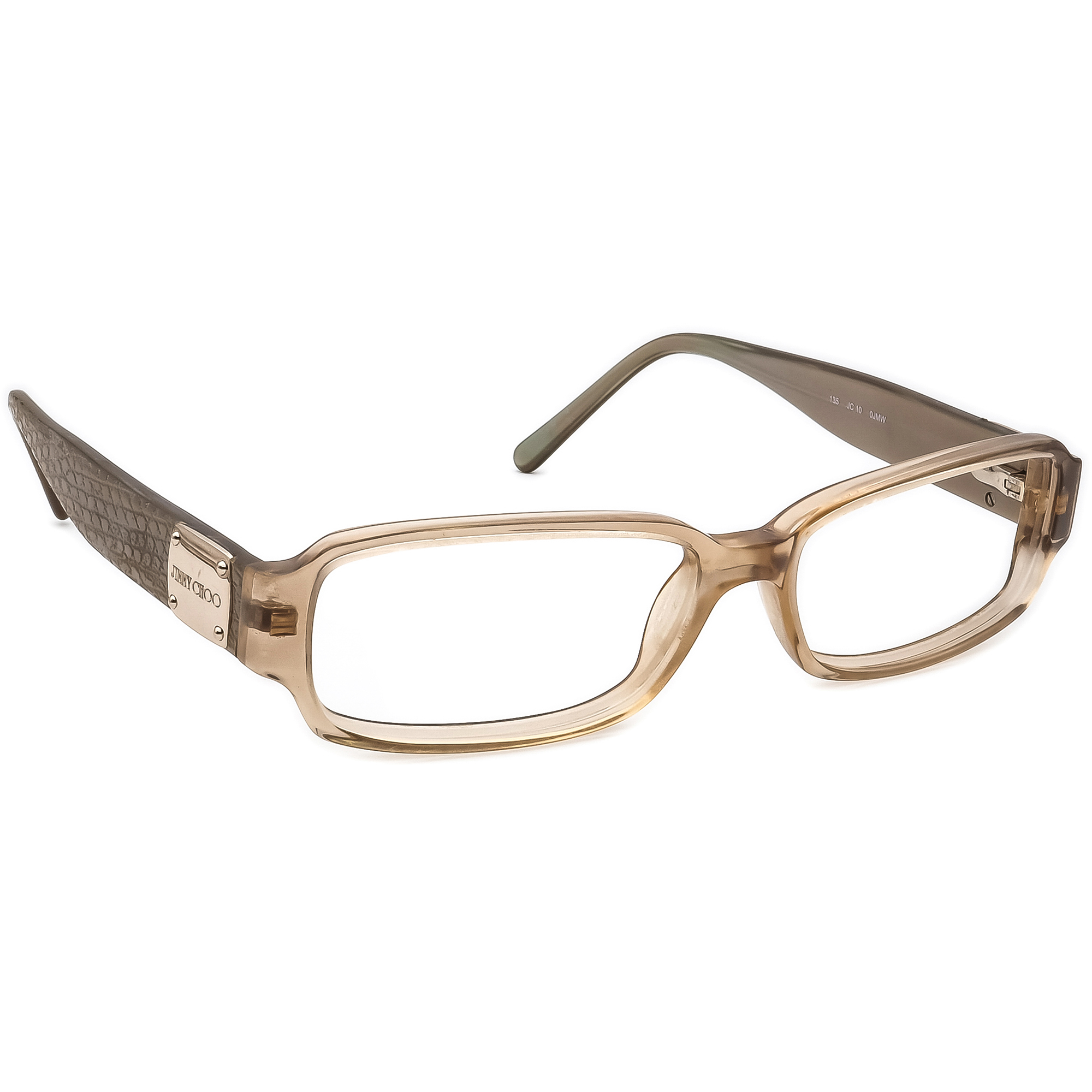 Jimmy Choo JC 10 0JMW Eyeglasses