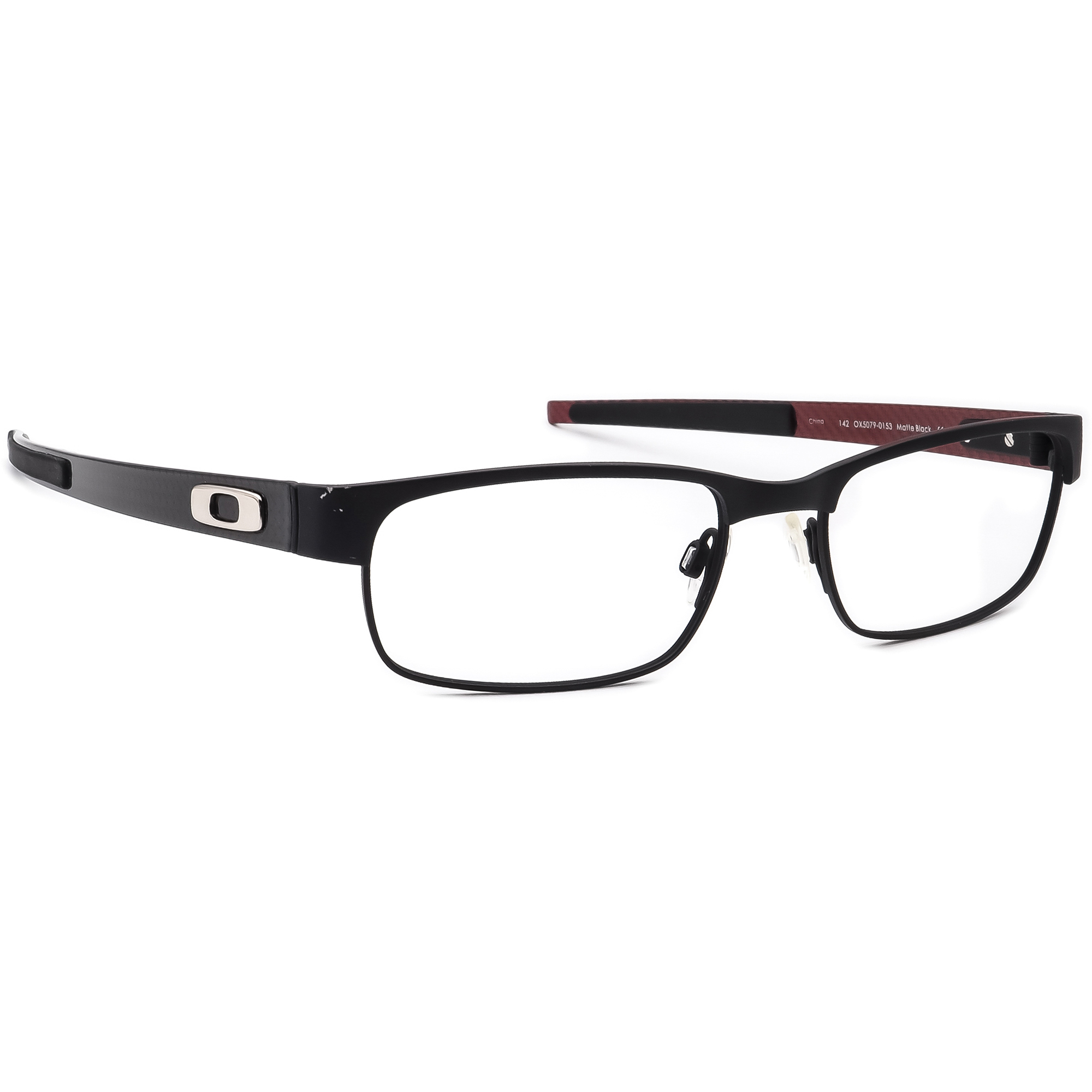 Oakley OX5079-01 53 Carbon Plate Eyeglasses