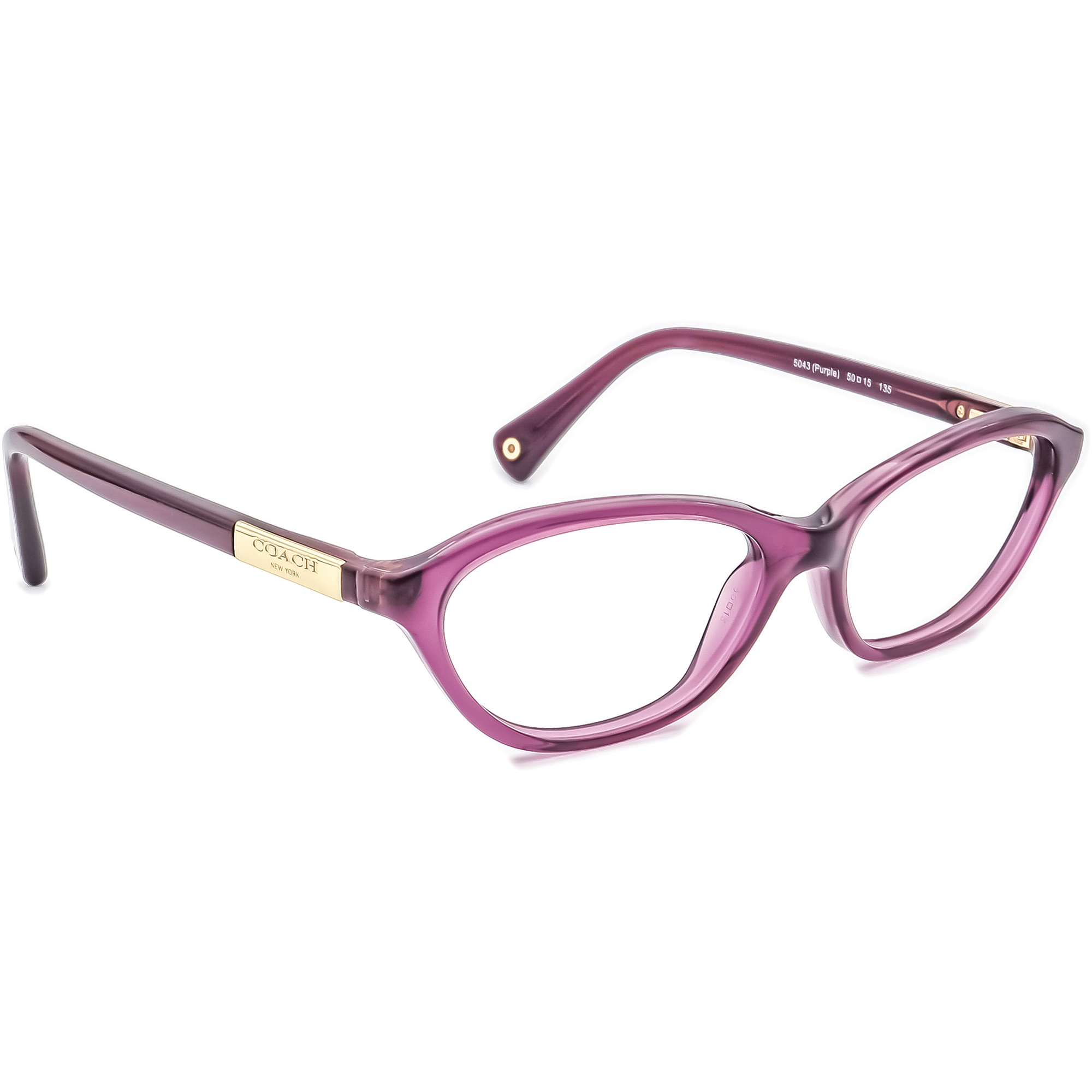Coach HC 6046 (Maria) 5043 Purple Eyeglasses