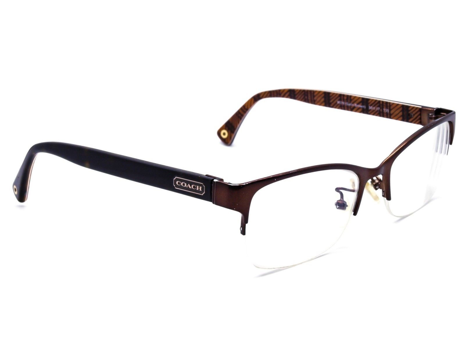 Coach HC 5038 Montana 9076 Stain Brown  Eyeglasses