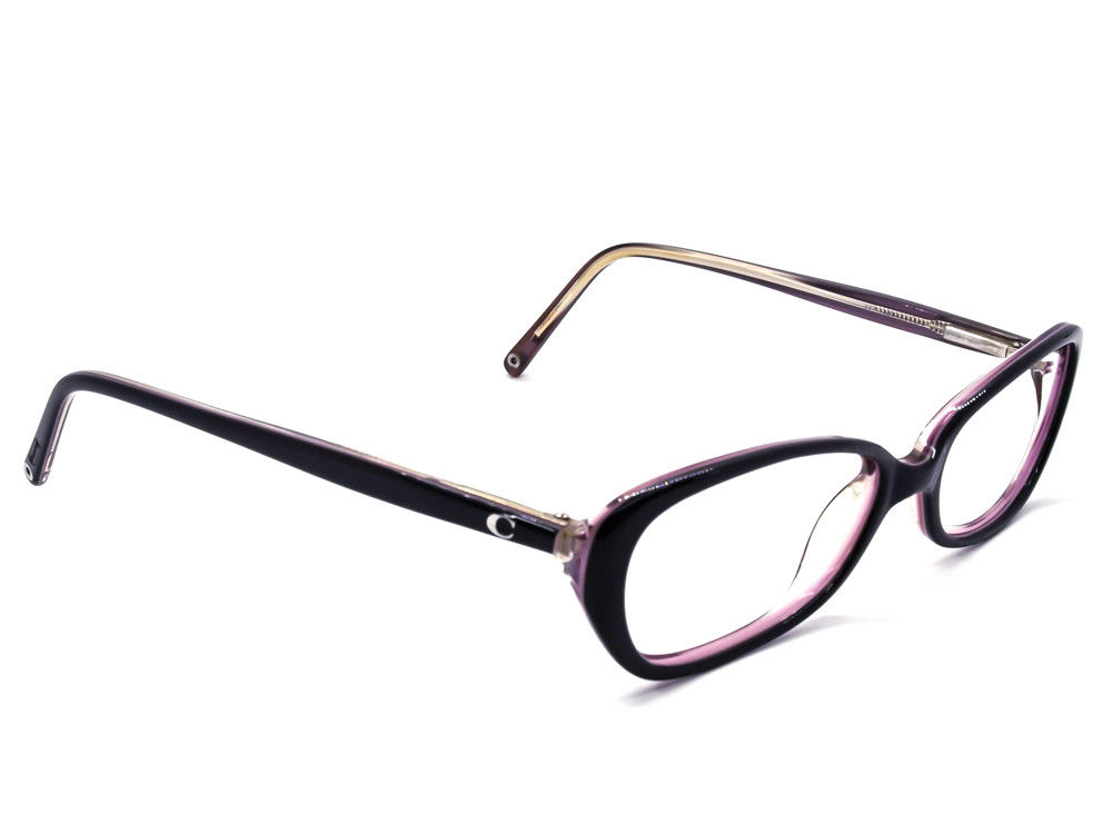 Coach Holly 504 Black Eyeglasses