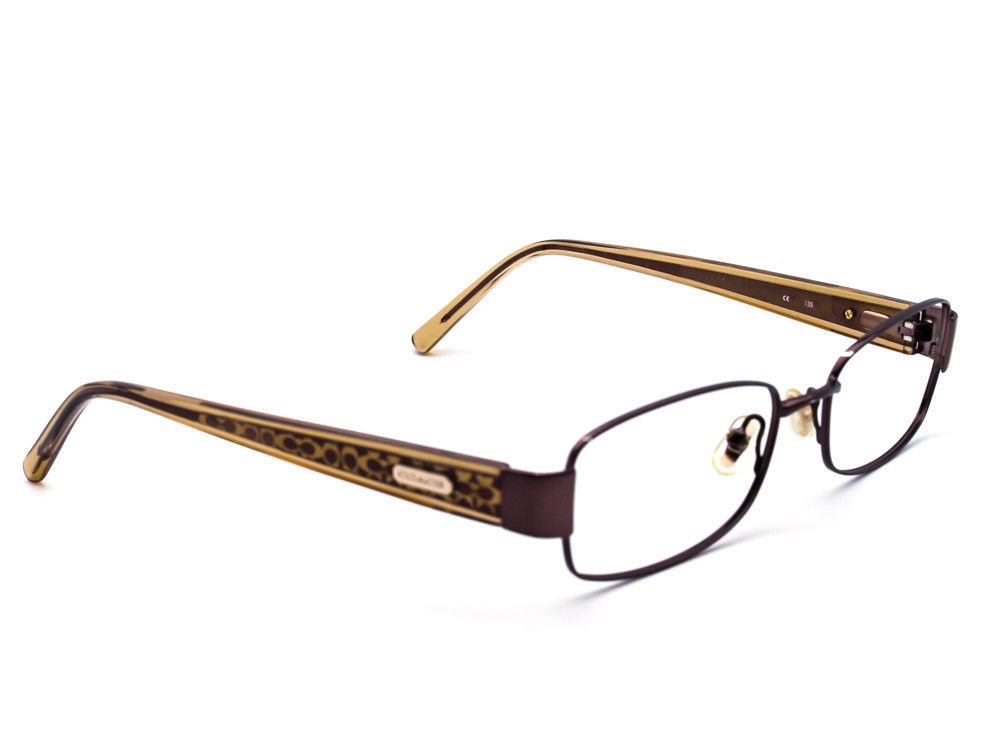 Coach Gemma 1027 Dark Eyeglasses