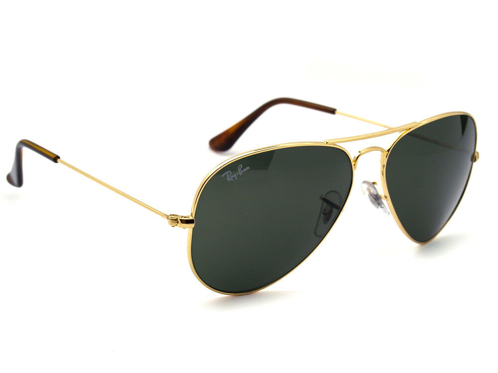 Ray Ban RB 3025 Aviator Large Metal  Sunglasses